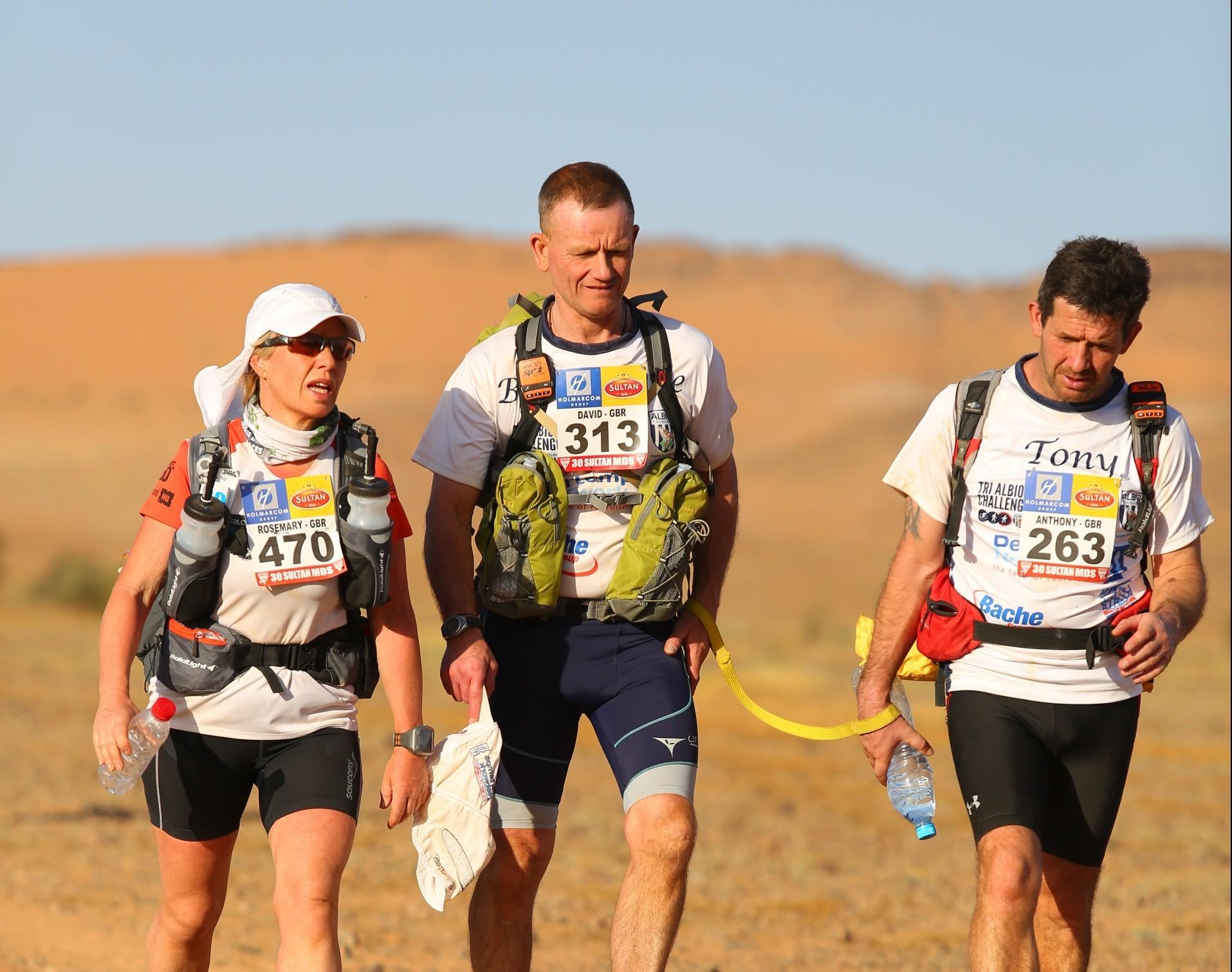 Marathon des Sables (Julien Corbiere)