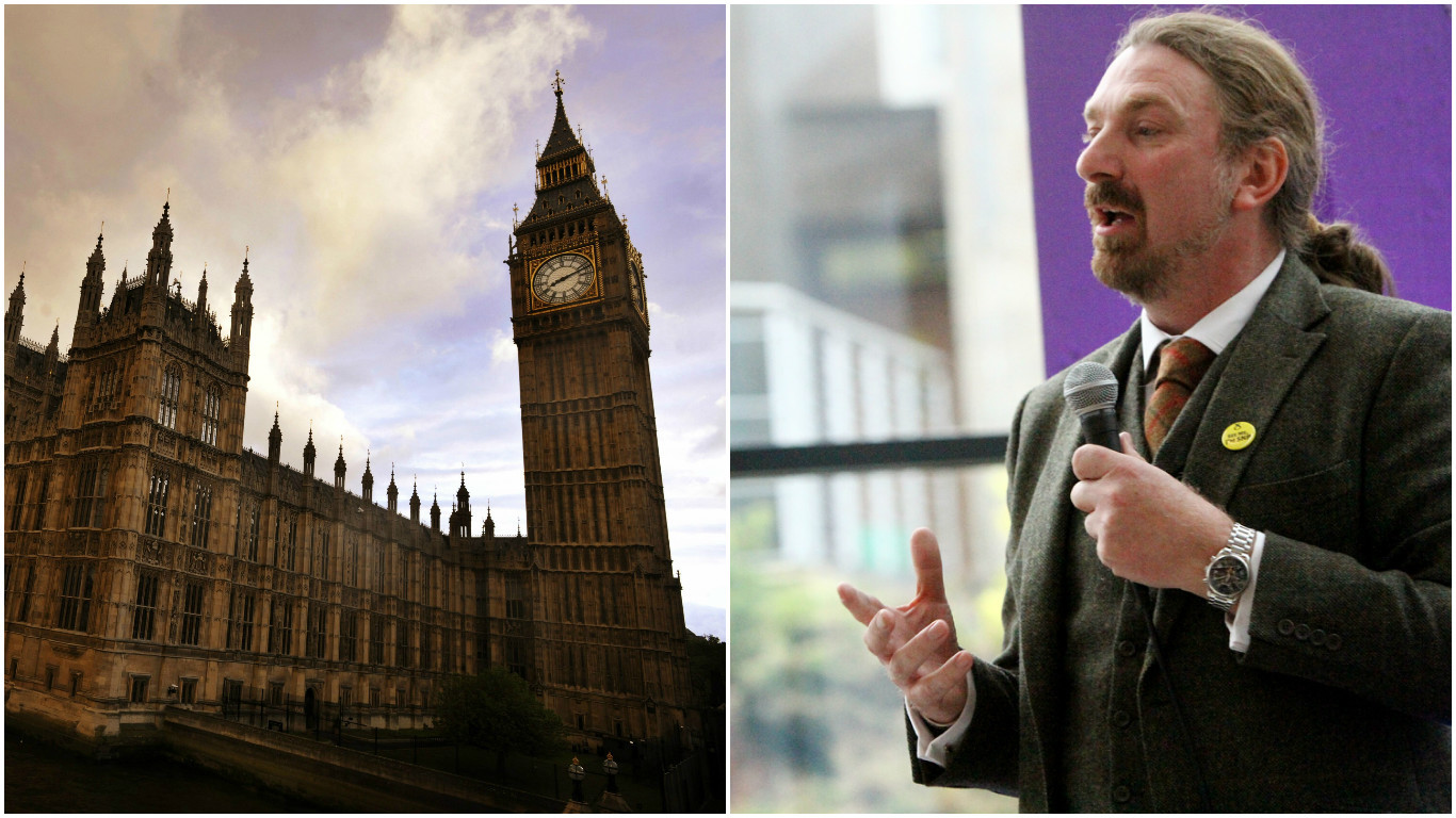 SNP MP Chris Law guests on this week's podcast (PA & Dougie Nicholson / DC Thomson)
