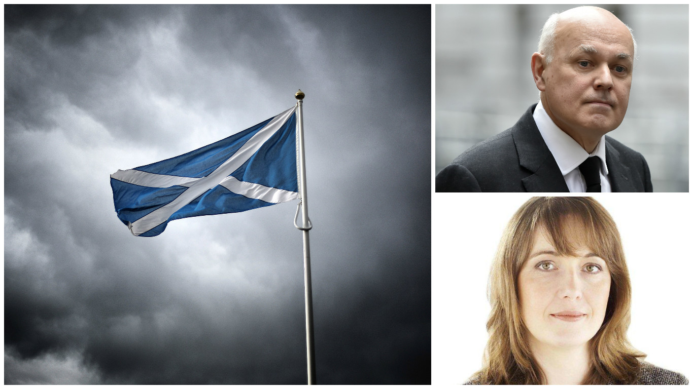 This week's episode talks Independence and IDS (Getty Images & PA)