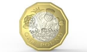 New 12-sided £1 coin (Royal Mint)