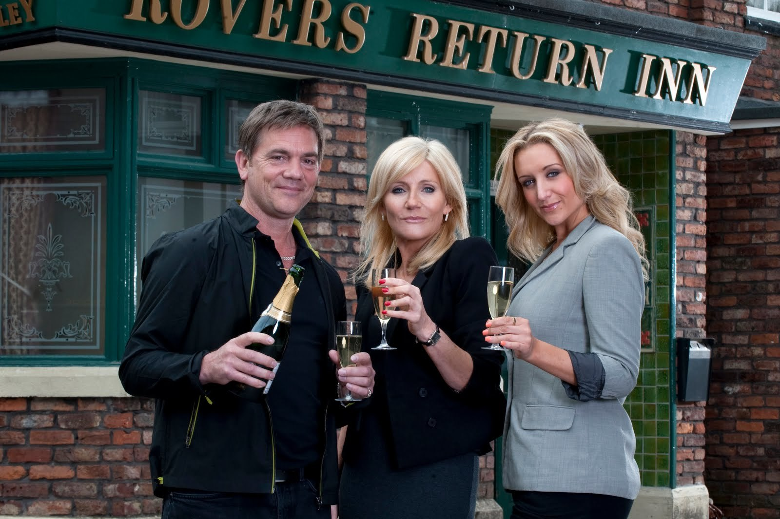 Michelle made a splash on Corrie as landlady Stella