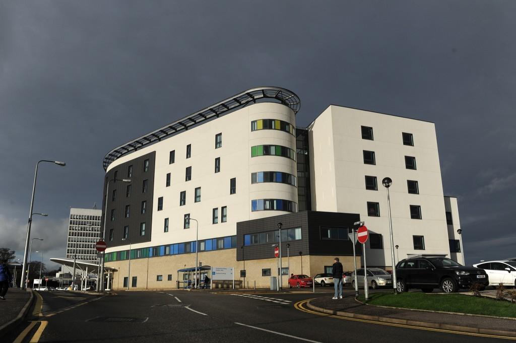 Victoria Hospital, Kirkcaldy (Kim Cessford / DC Thomson)
