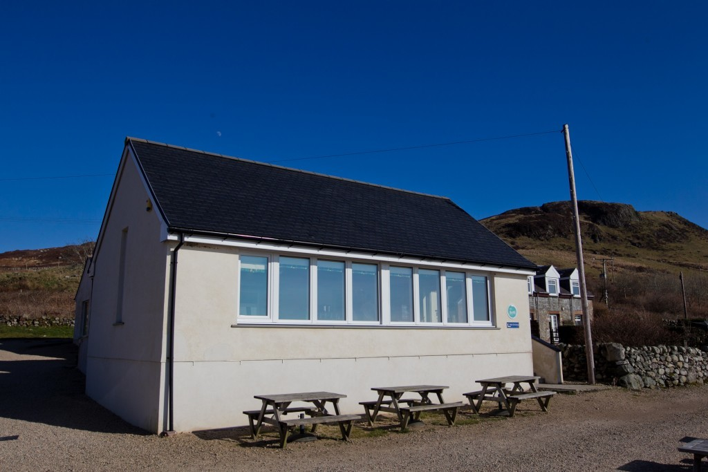 Thyme Cafe on the Isle of Arran (Andrew Cawley / DC Thomson)