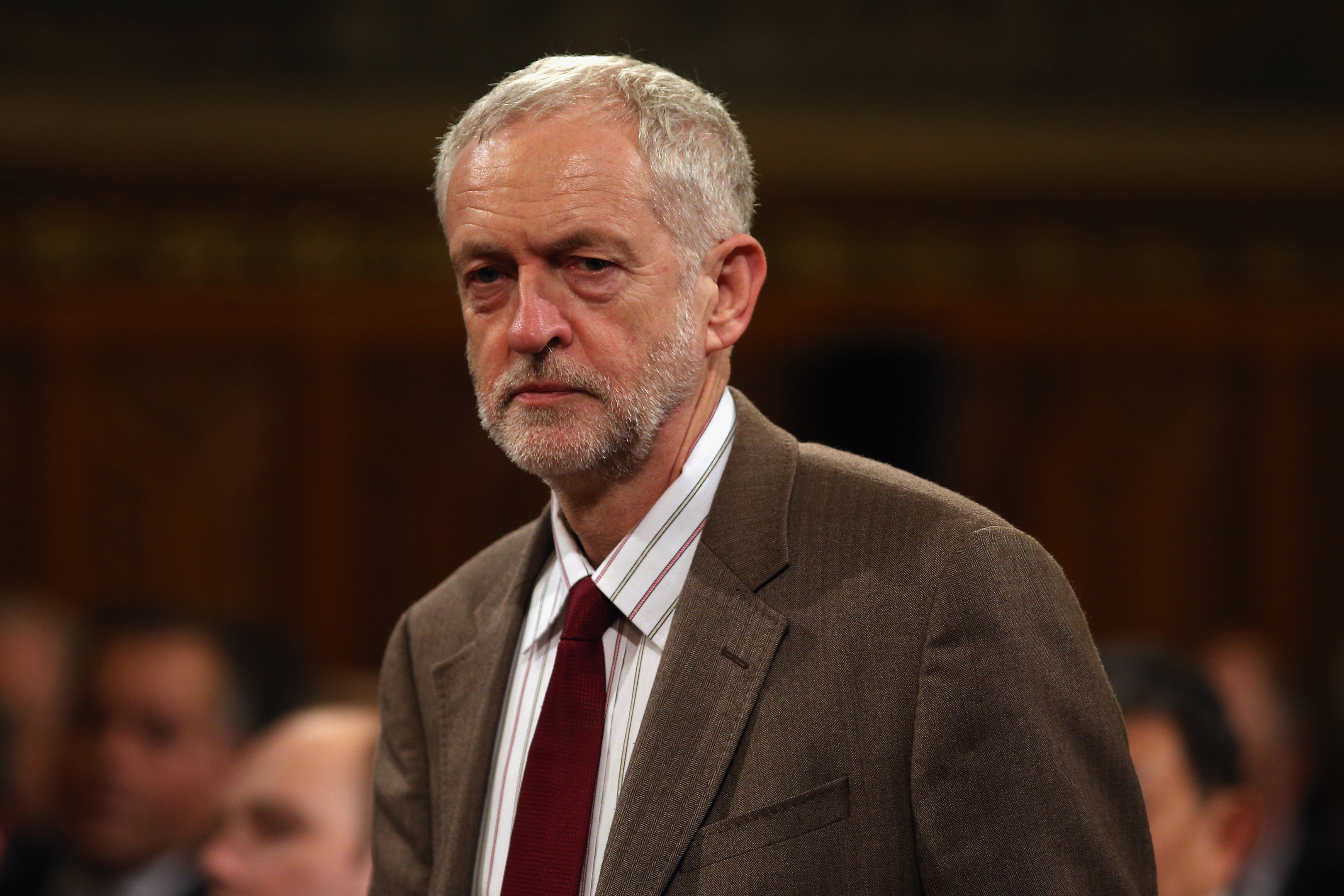 Labour leader Jeremy Corbyn (Dan Kitwood - WPA Pool /Getty Images)