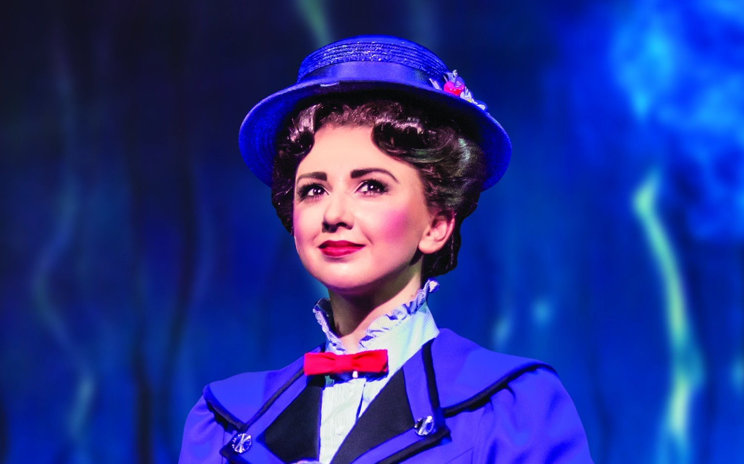 Zizi Strallen as Mary Poppins (Johan Persson)