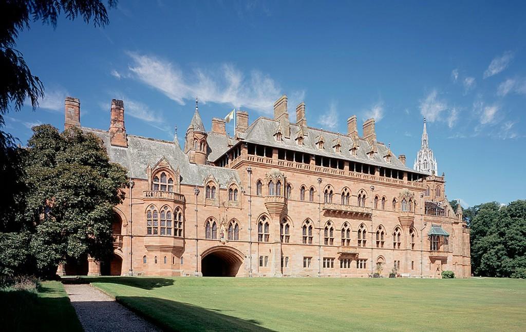 Mount Stuart House (University of Oxford/PA Wire)