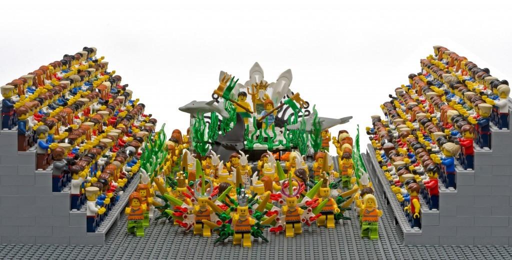 Model of the Rio Carnival