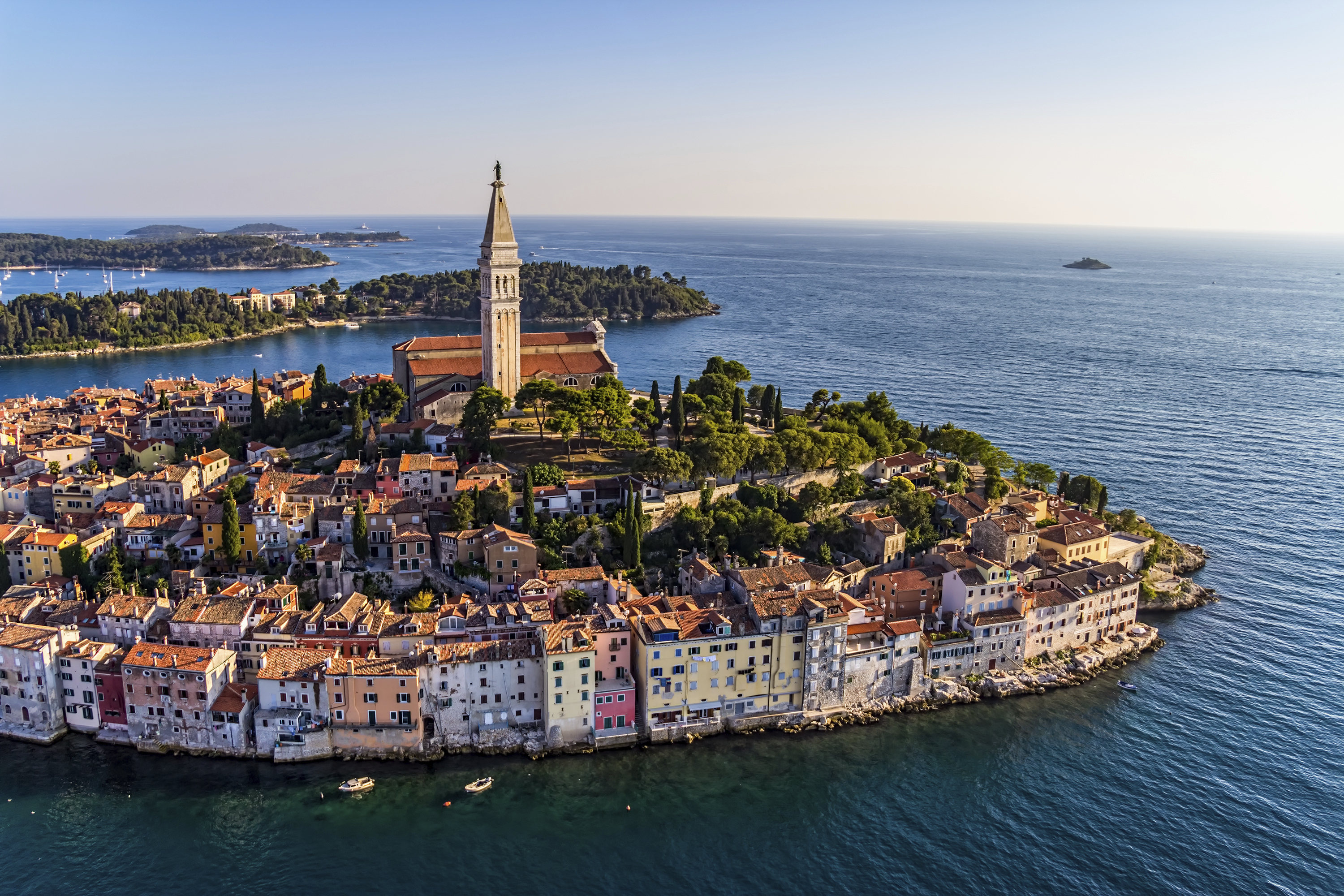 Rovinj at sunset (Getty Images)