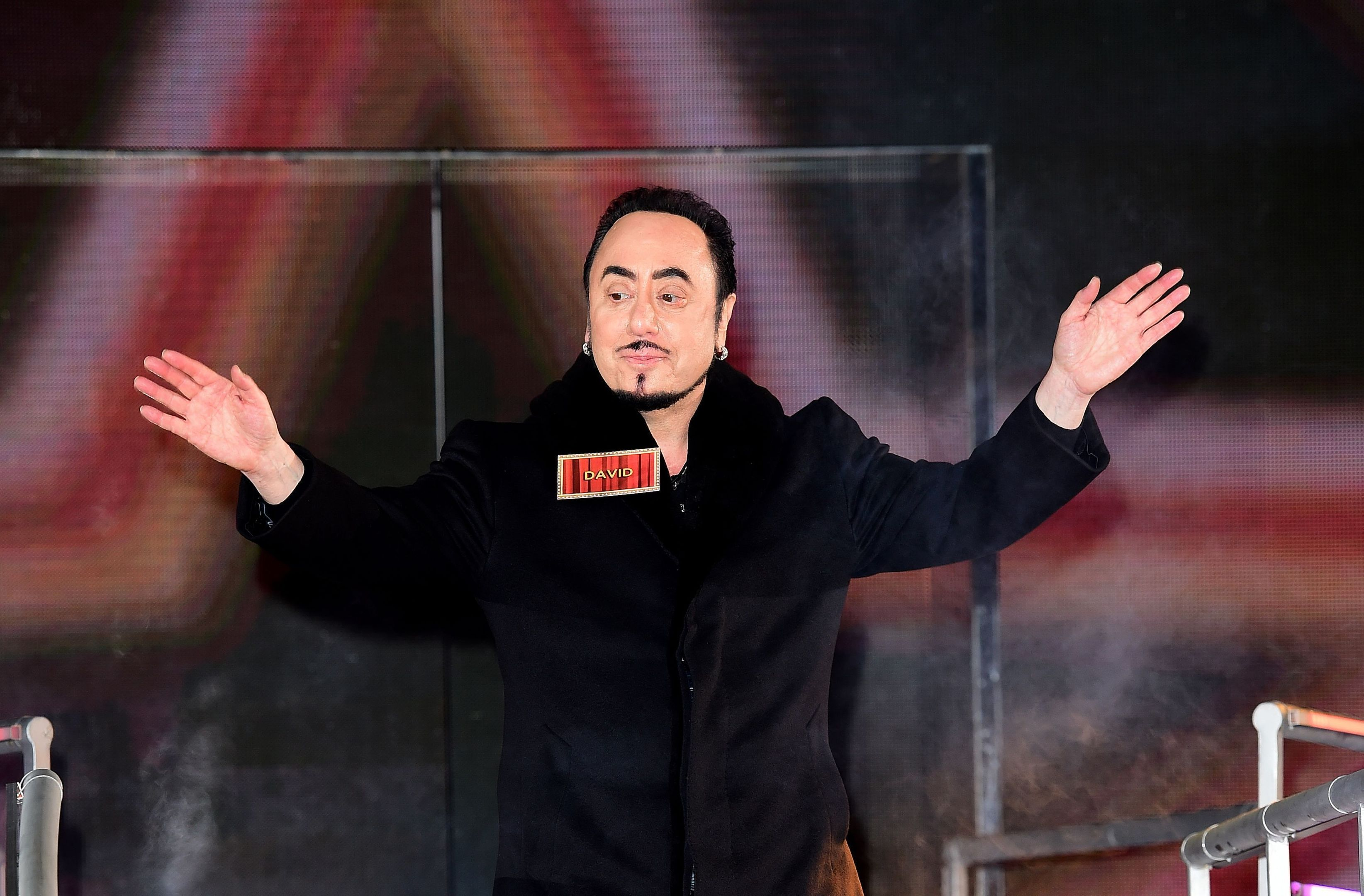 David Gest (Ian West/PA Wire)