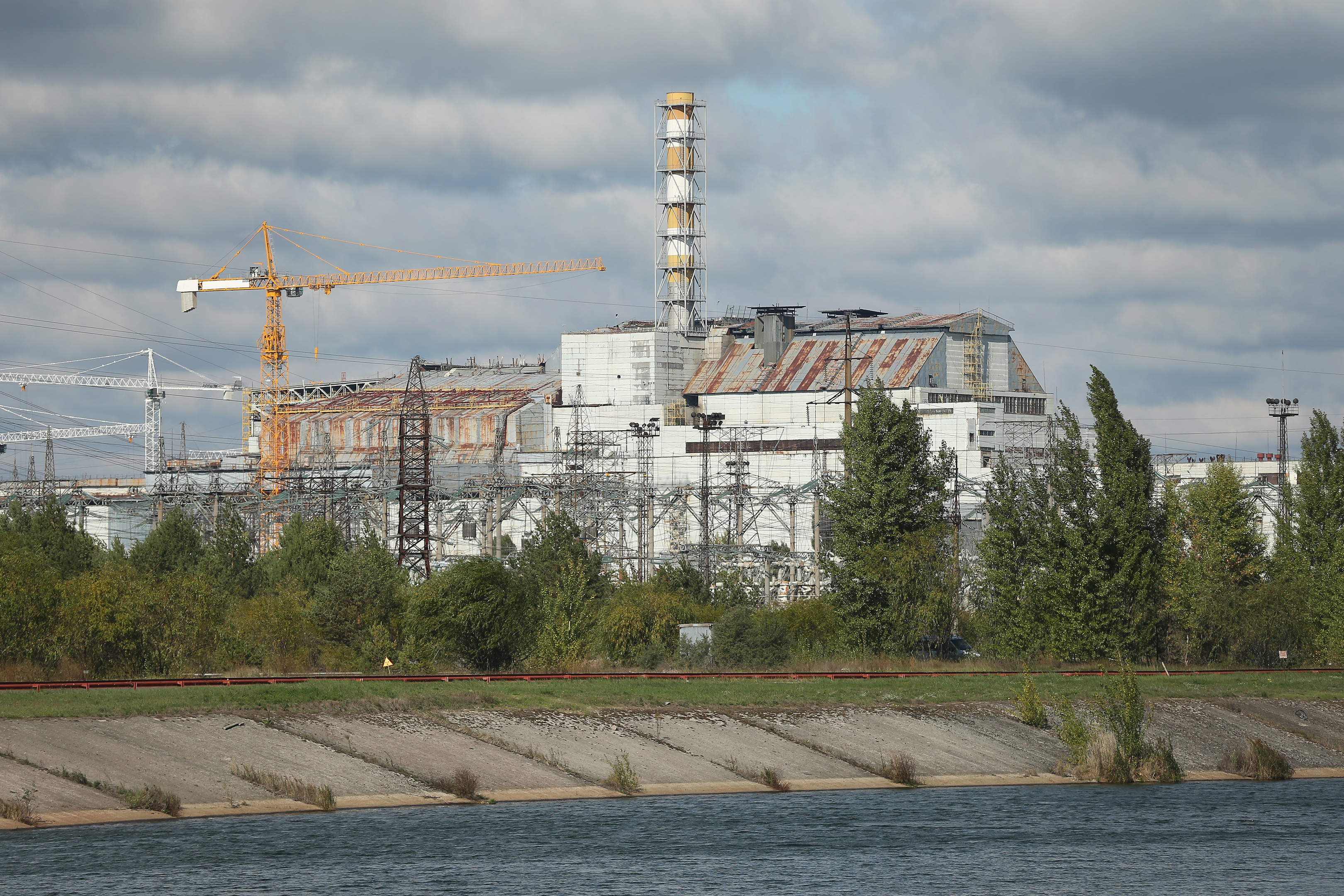 Chernobyl (Sean Gallup/Getty Images)