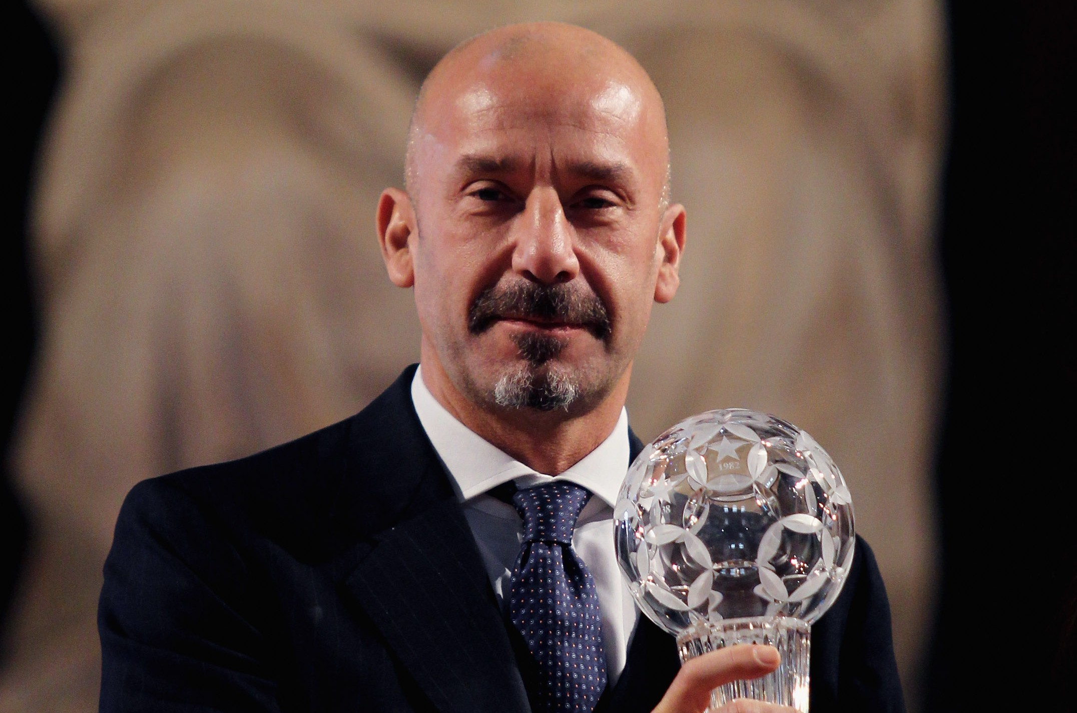 Gianluca Vialli (Paolo Bruno/Getty Images)