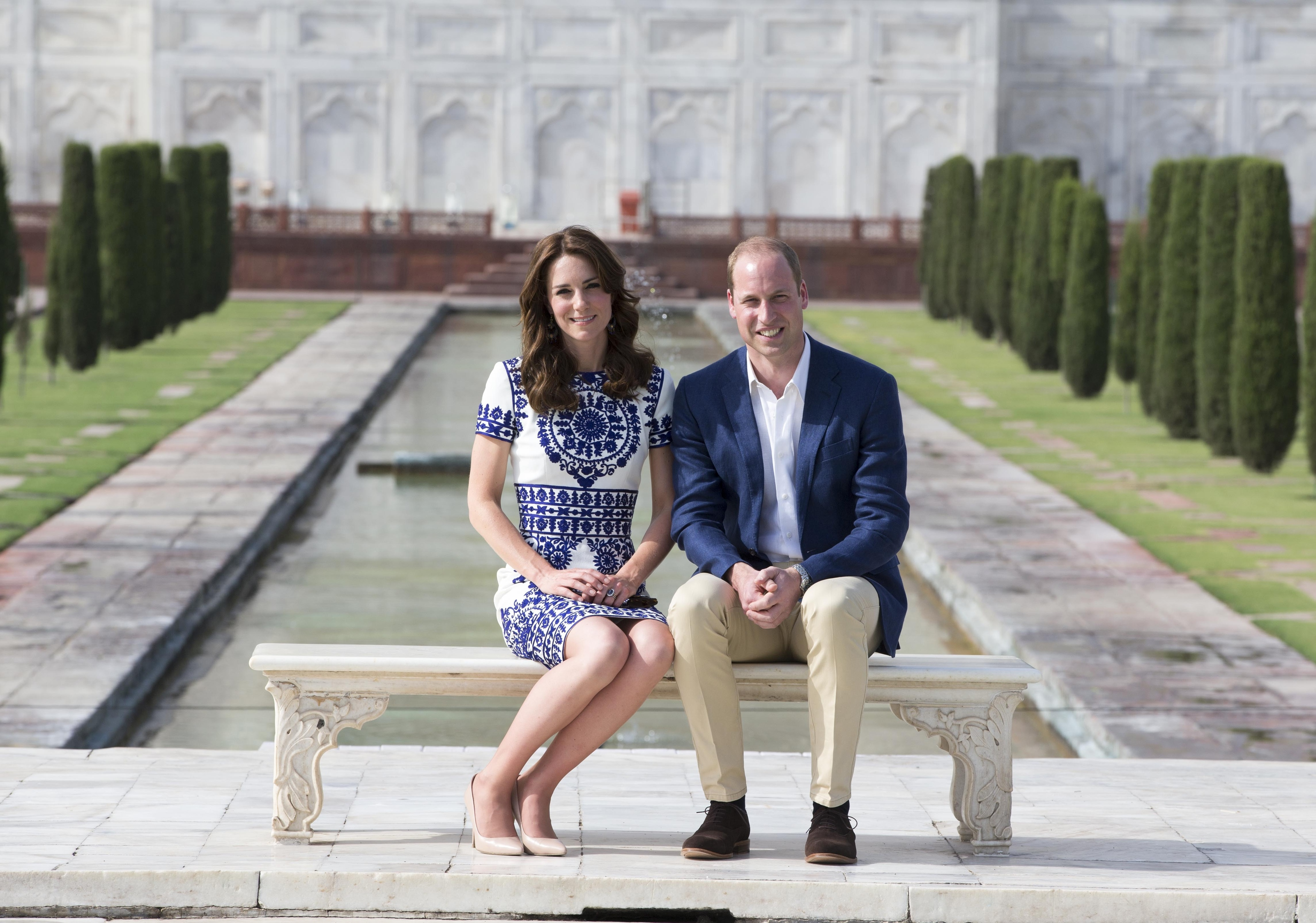 The Duke and Duchess of Cambridge (Ian Vogler - Pool/Getty Images)