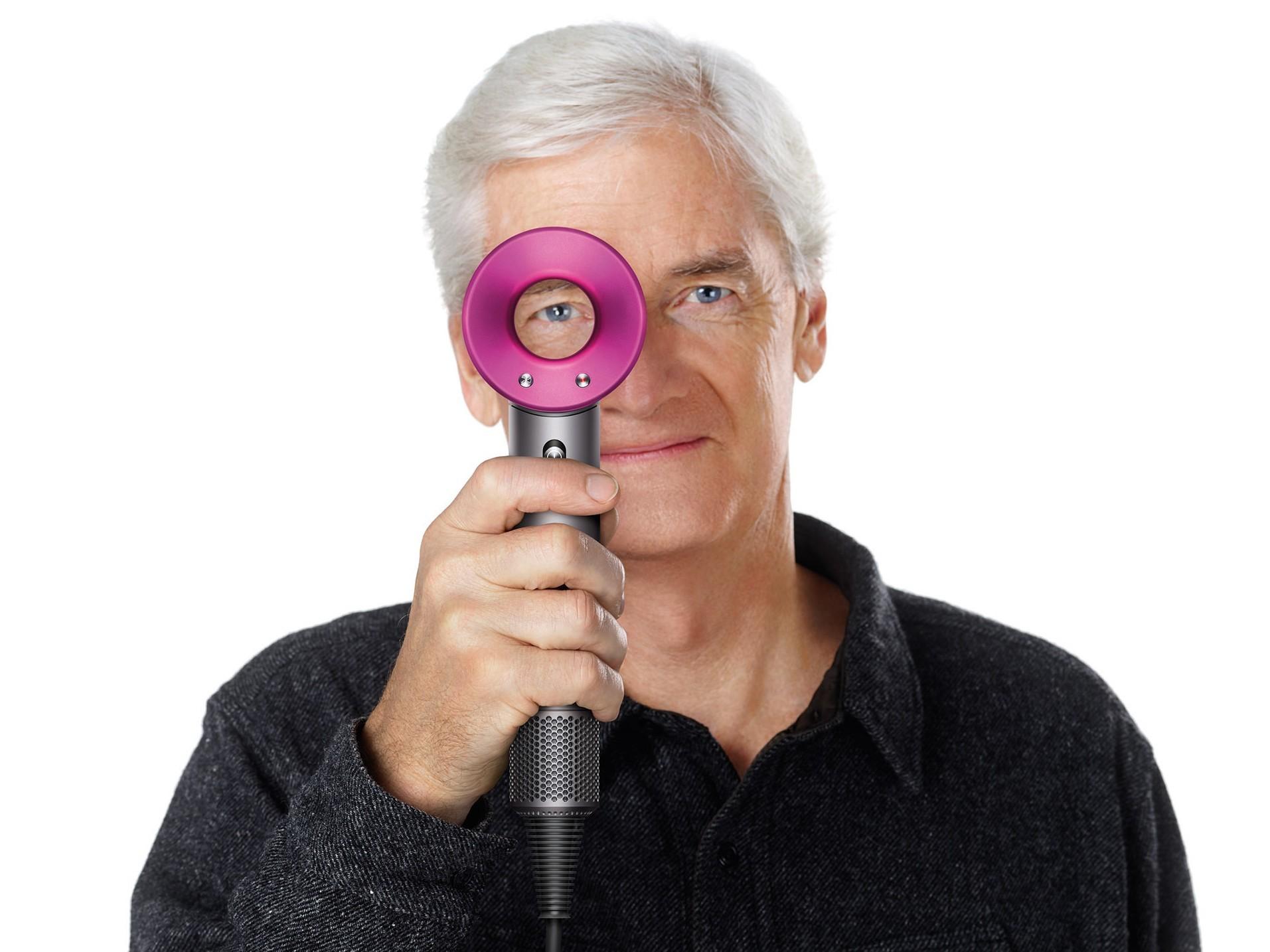 Dyson Supersonic hair dryer (Dyson/PA)