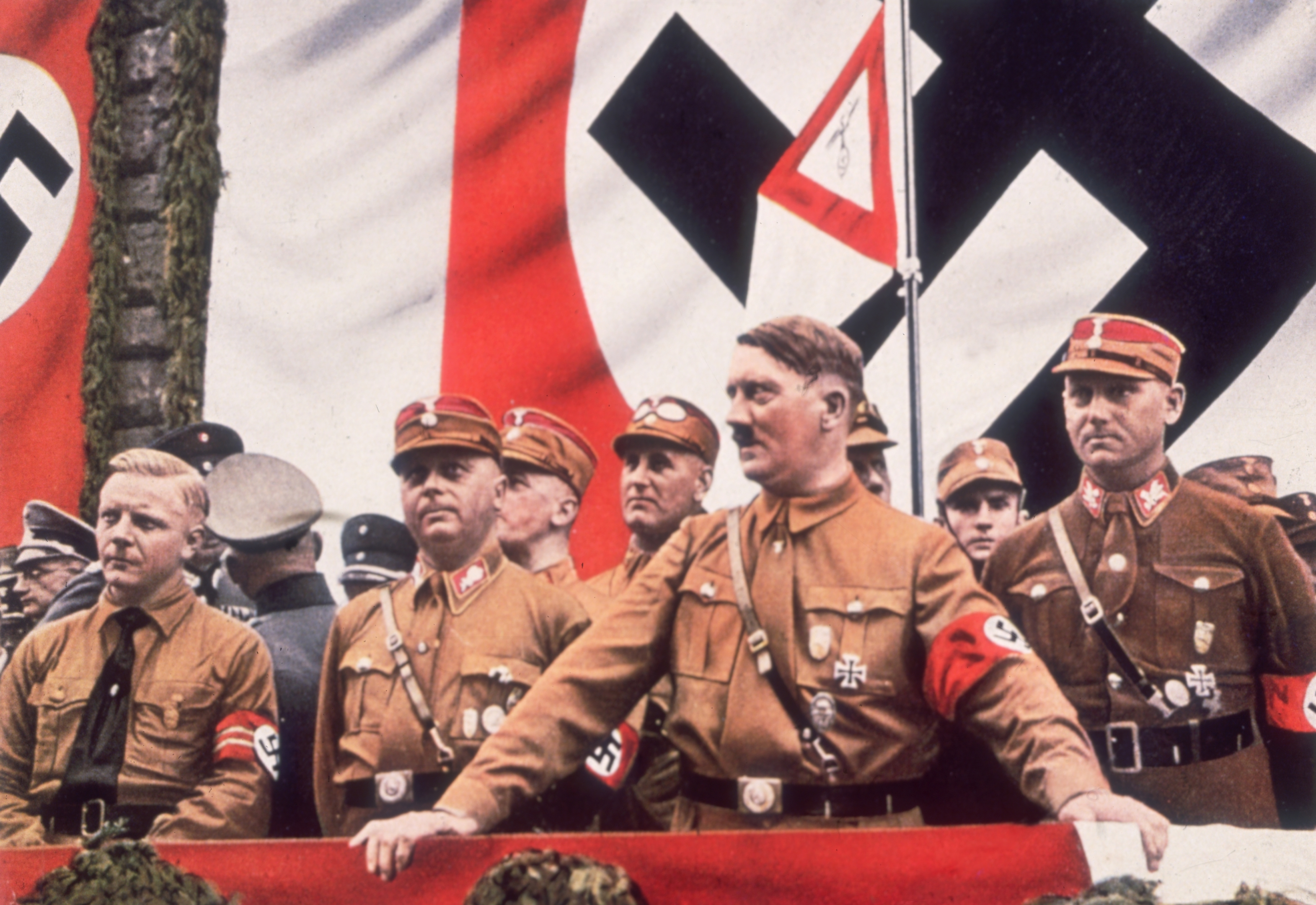 Adolf Hitler (Hulton Archive/Getty Images)