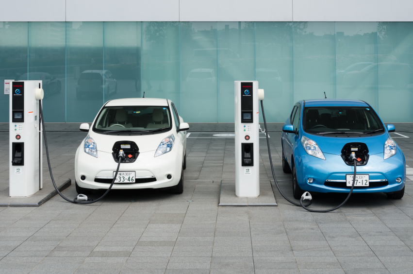 Electric cars are a form of low-carbon transport (joel-t)