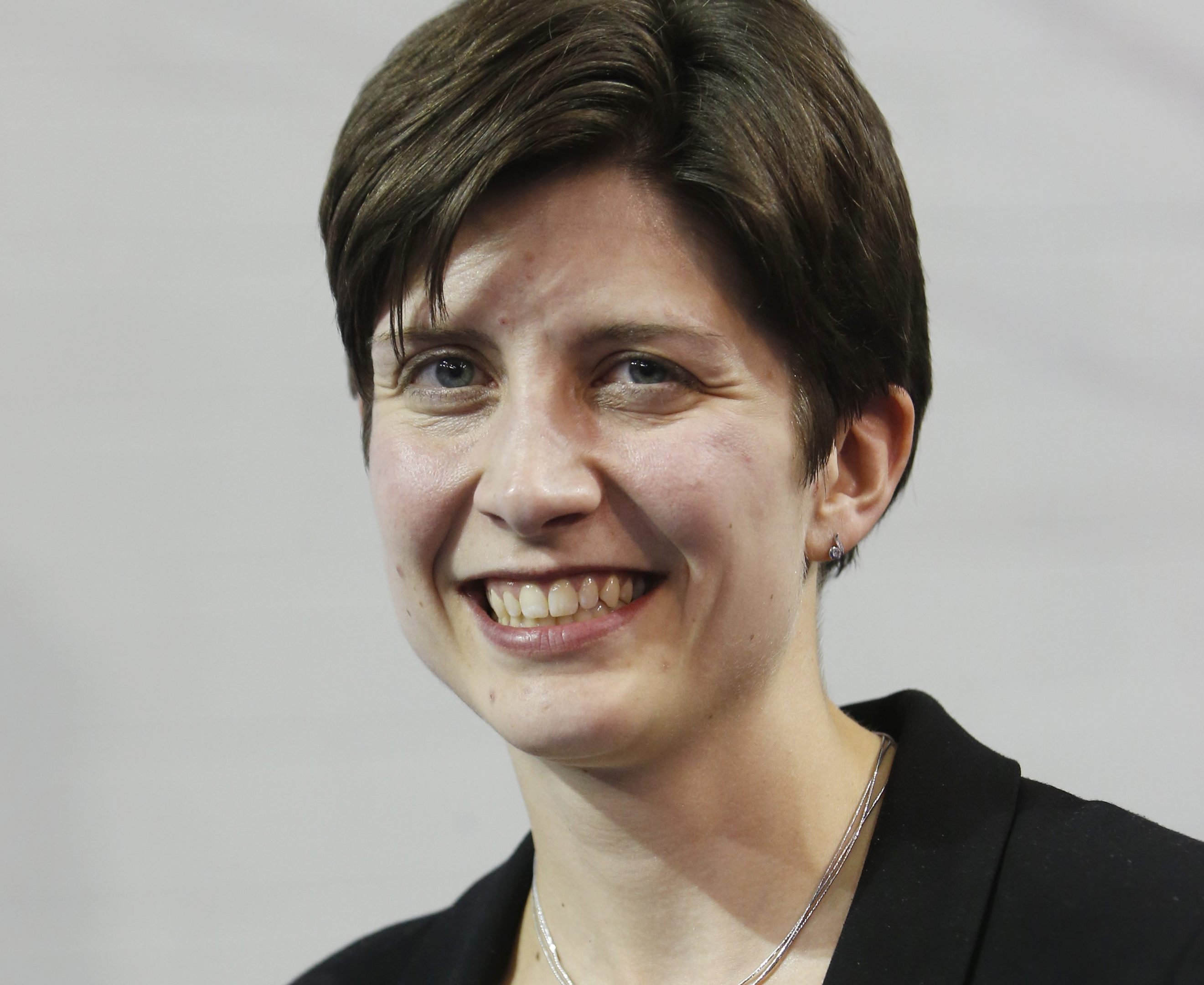 Alison Thewliss Scottish National Party winner of the Glasgow Central Constituency (PA)