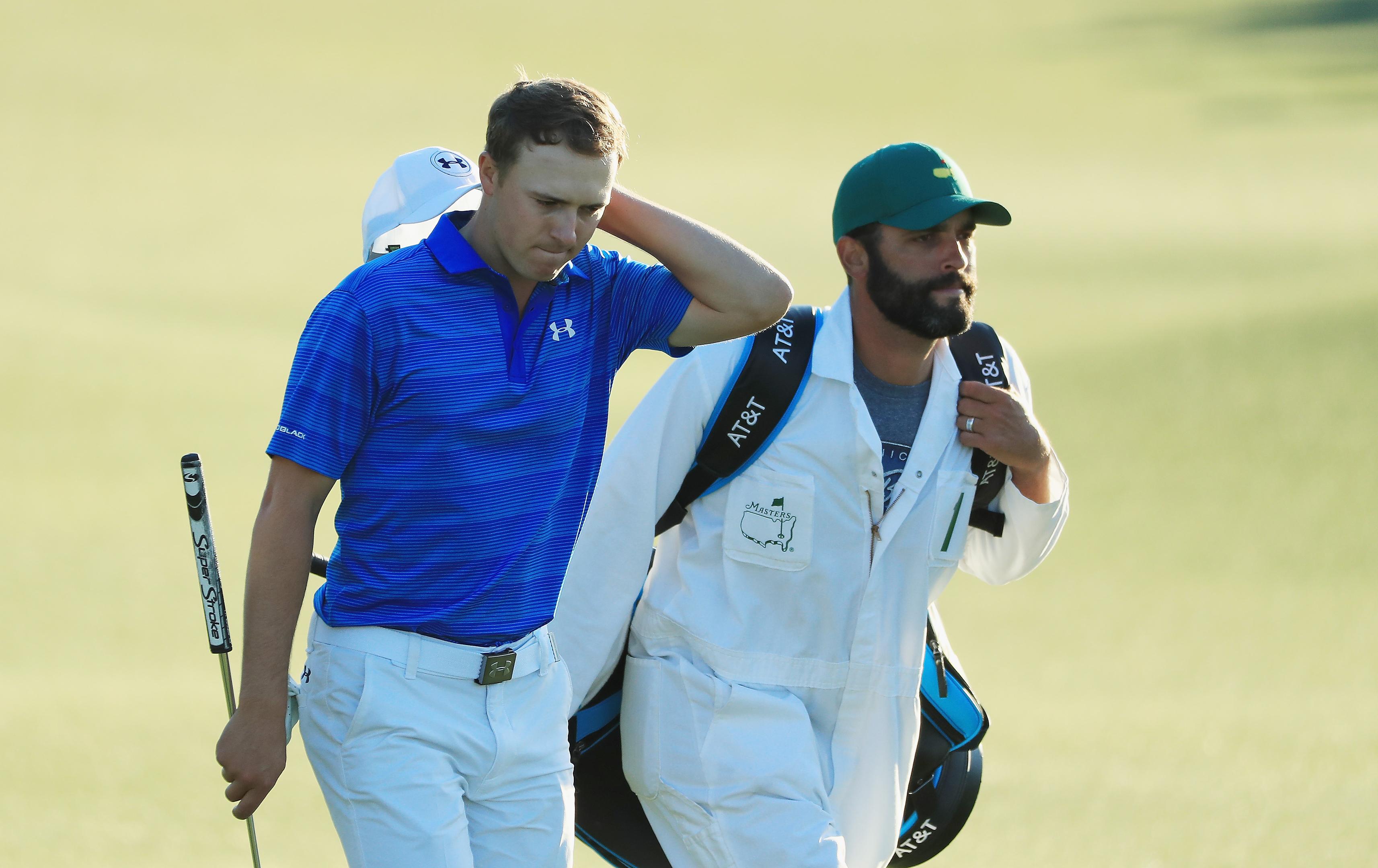 Jordan Speith ( Scott Halleran/Getty Images for Golfweek)