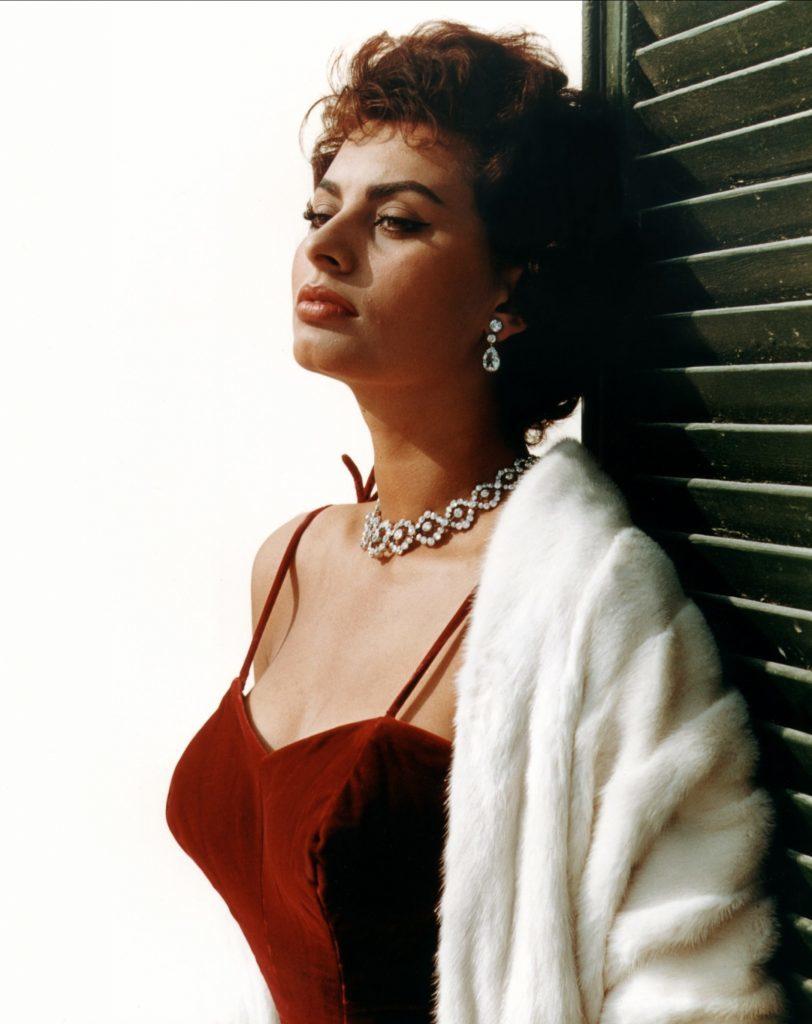 Sophia, 1953 (Allstar Picture Library)