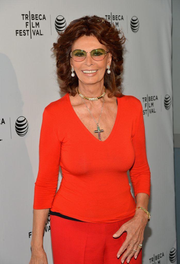 Sophia at the 2014 Tribeca Film Festival (Slaven Vlasic/Getty Images)