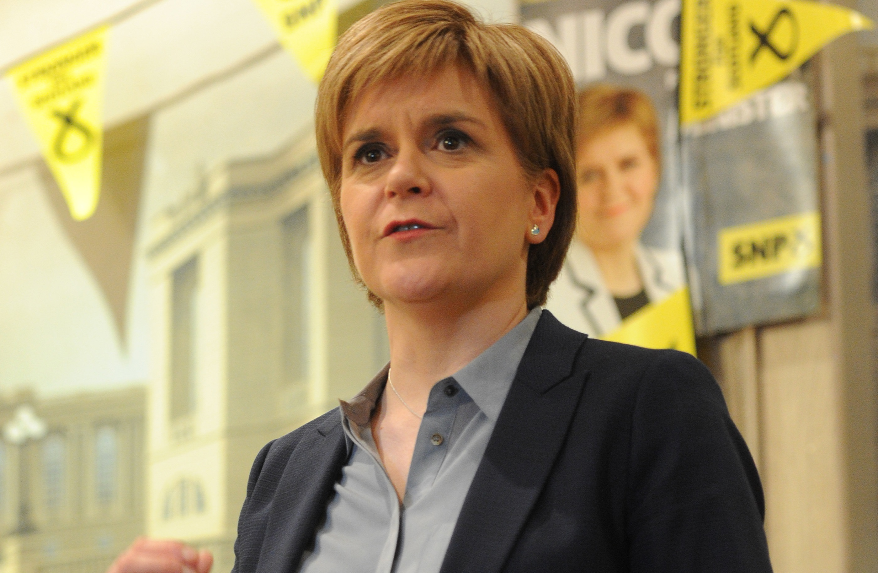 Nicola Sturgeon (Kim Cessford / DC Thomson)