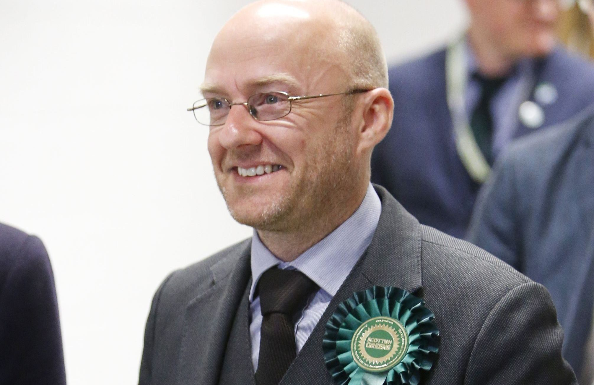Co-convener of the Scottish Green Party Patrick Harvie (Danny Lawson/PA Wire)
