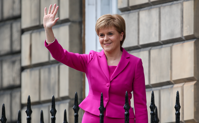 Nicola Sturgeon (Matt Cardy/Getty Images)