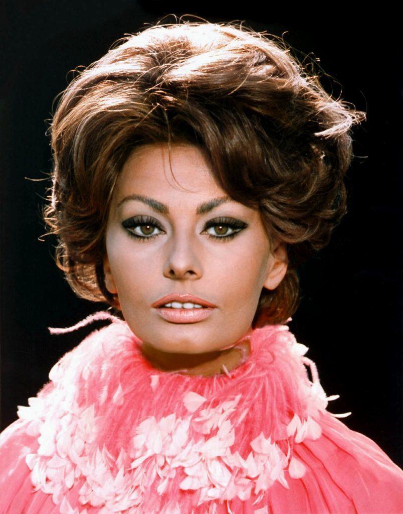 Sophia in 1964 (Allstar Picture Library)