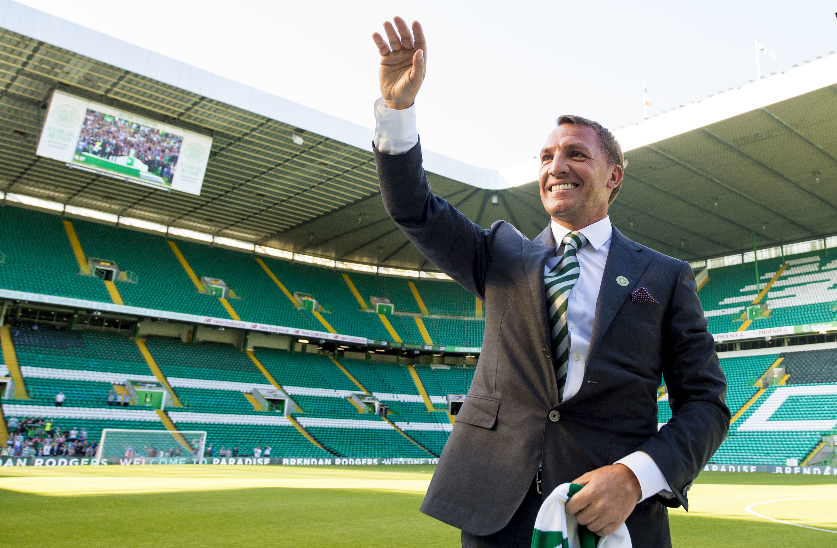 Brendan Rodgers (Paul Devlin / SNS Group)