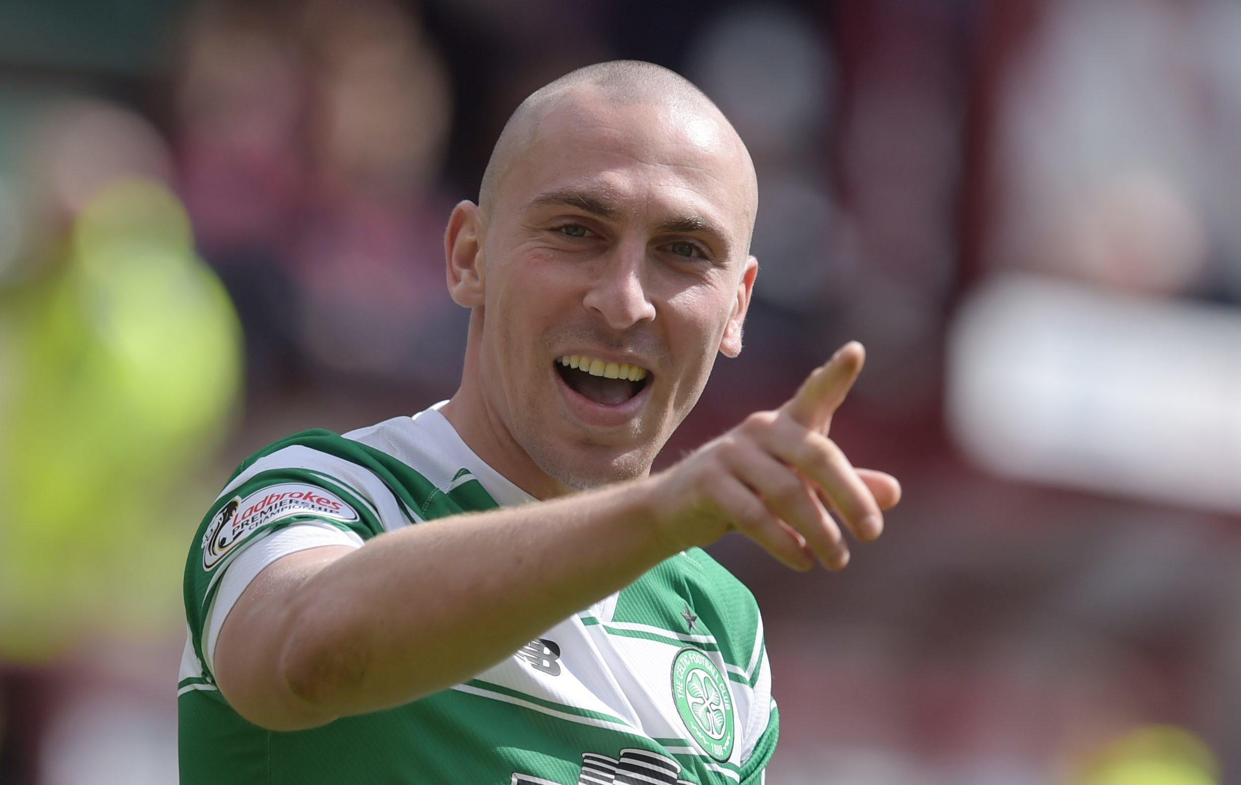 Celtic's Scott Brown (SNS Group)