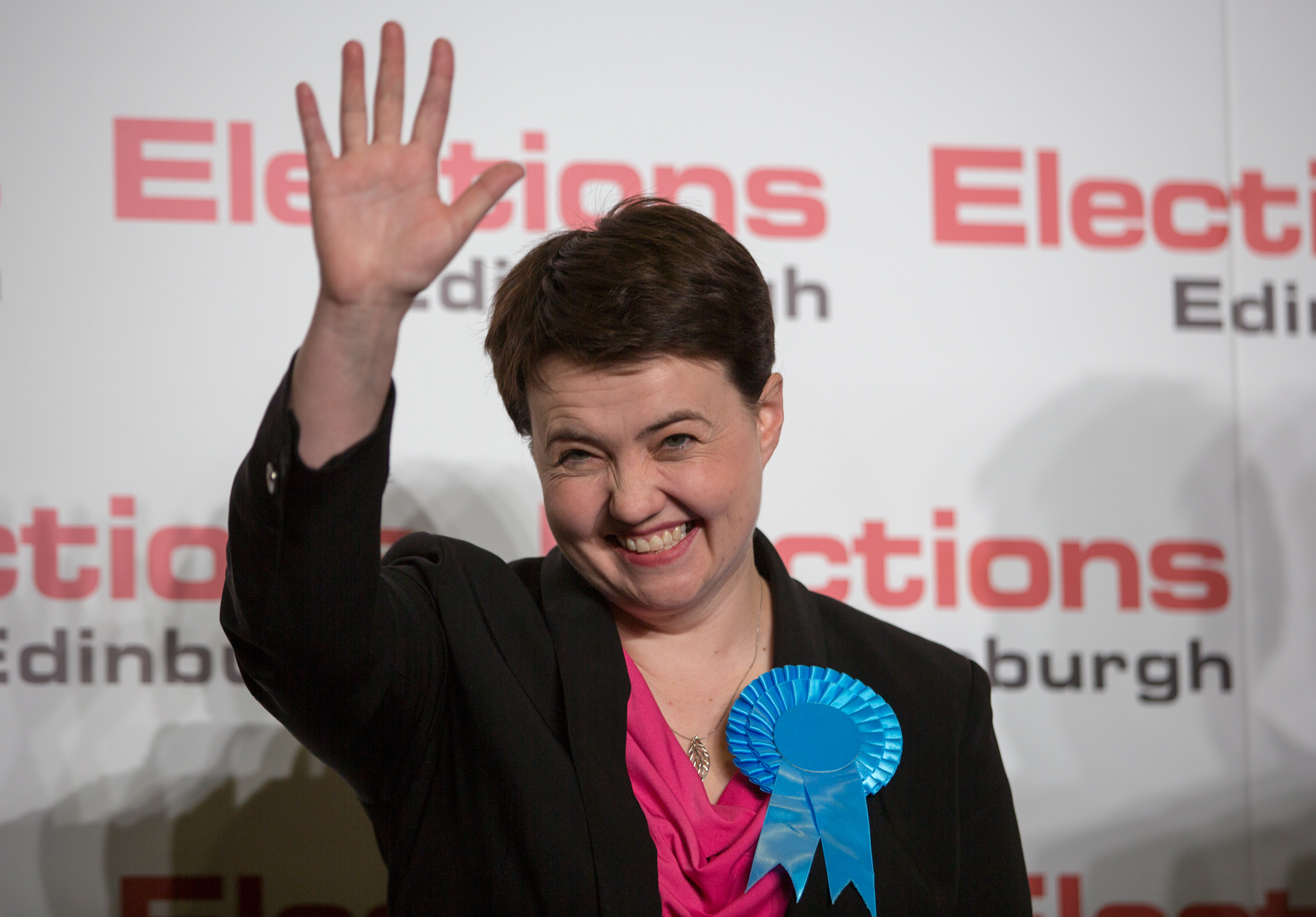 Scottish Conservative Leader Ruth Davidson (Matt Cardy/Getty Images)