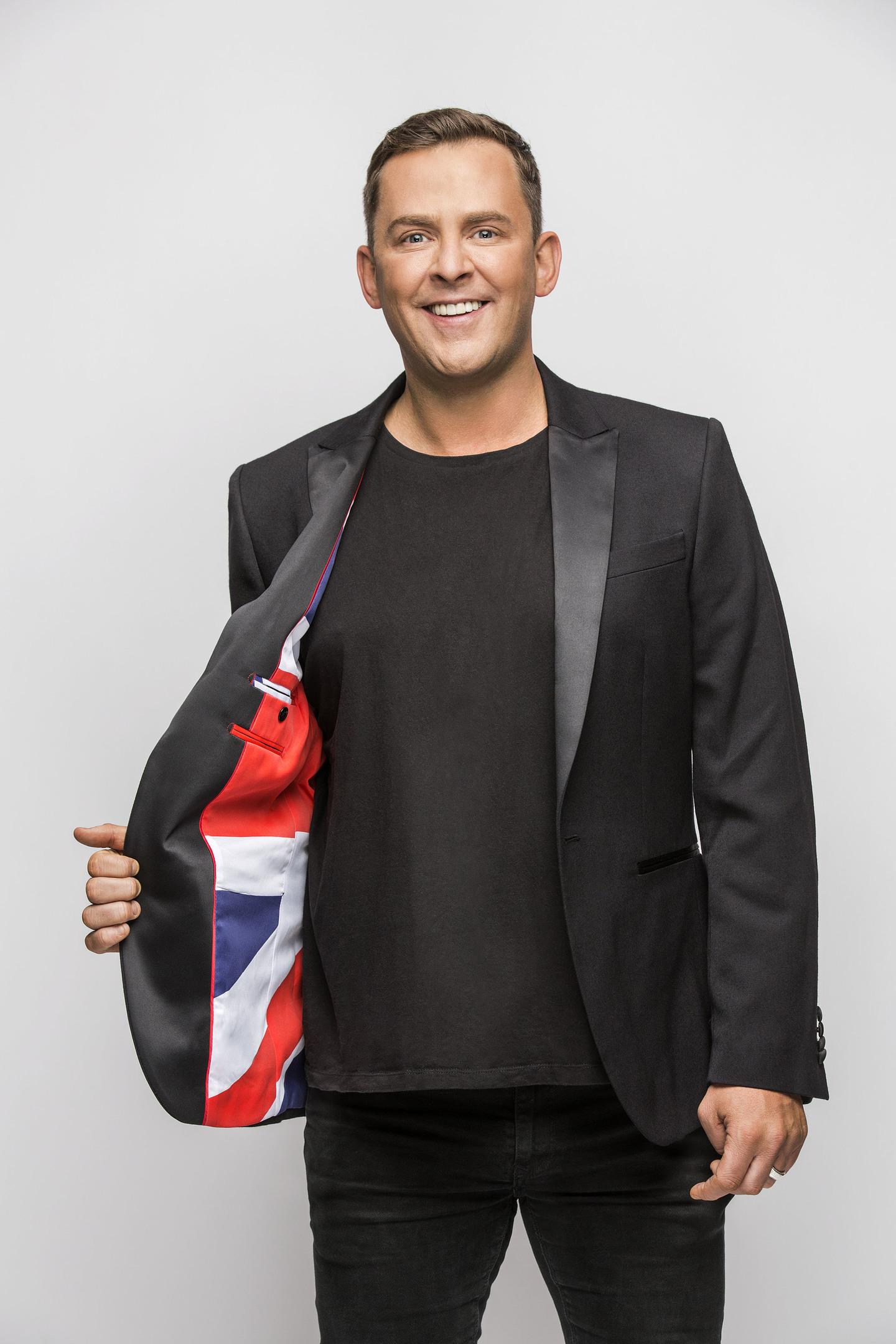 Scott Mills will host Eurovision 2016 (BBC/ Guy Levy)