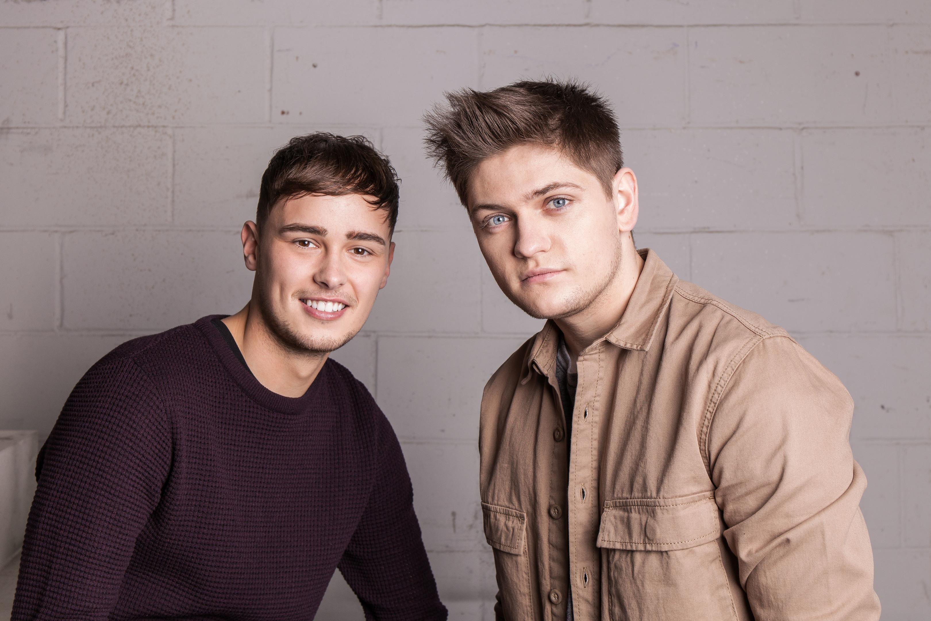 Joe and Jake (BBC/Chris Brock)