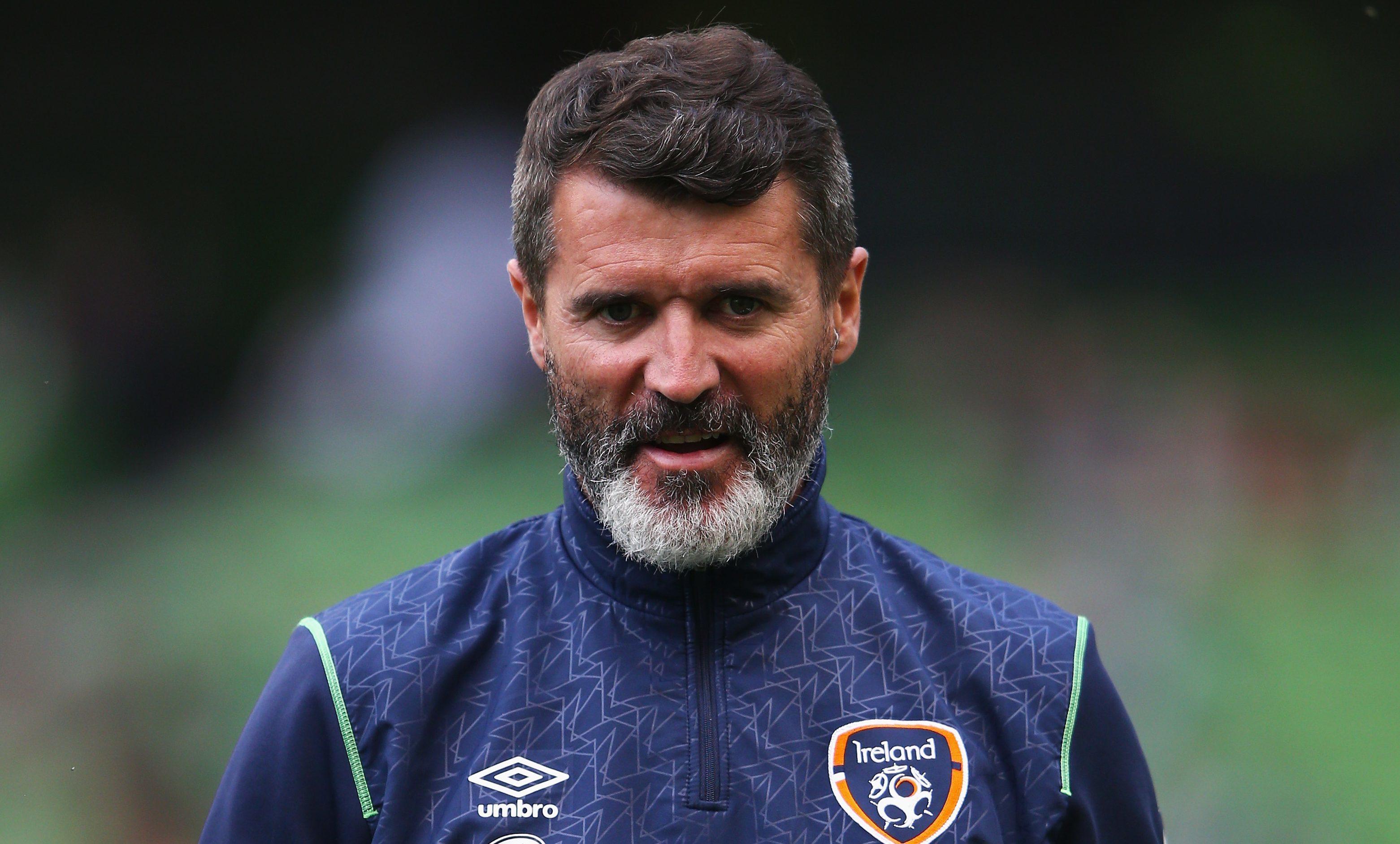 Roy Keane (Ian Walton/Getty Images)