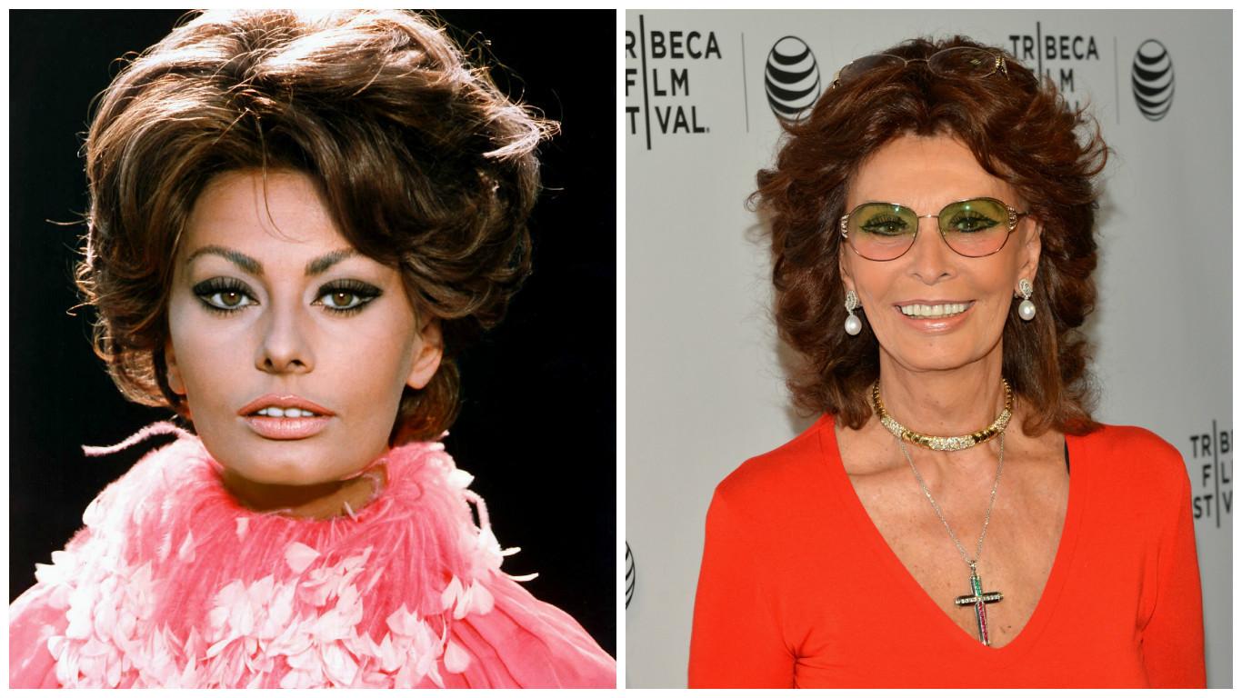 Sophia Loren (Allstar & Slaven Vlasic/Getty Images)