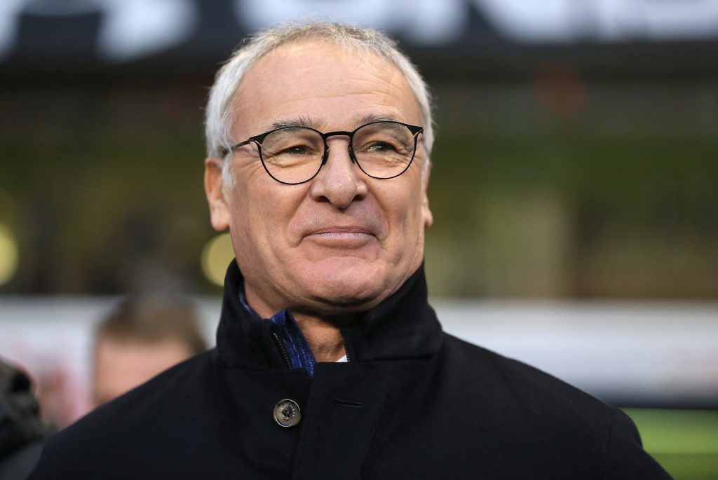 Leicester City manager Claudio Ranieri (PA)