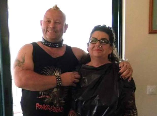 Douglas and Julie Barr