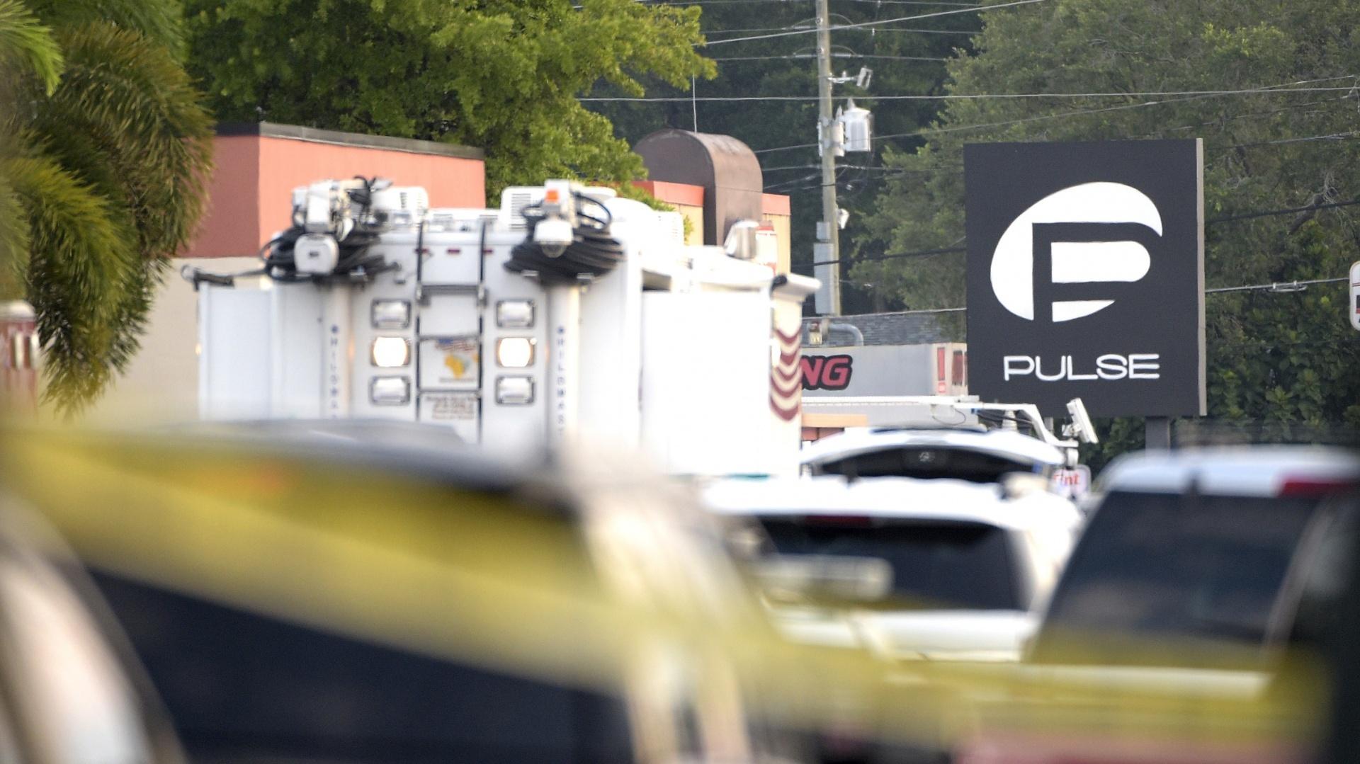 The Pulse nightclub (PA)