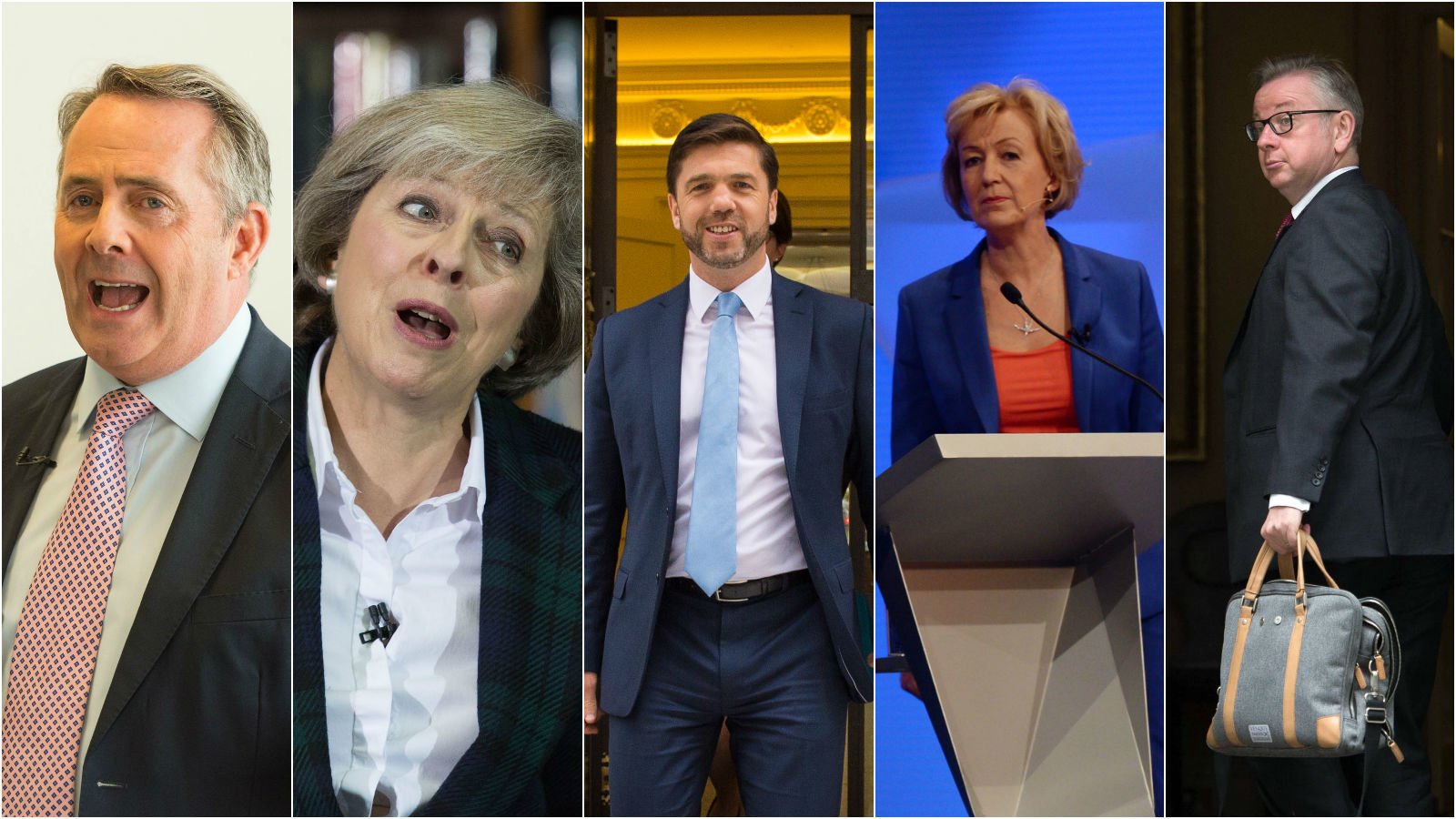 The five candidates (PA)