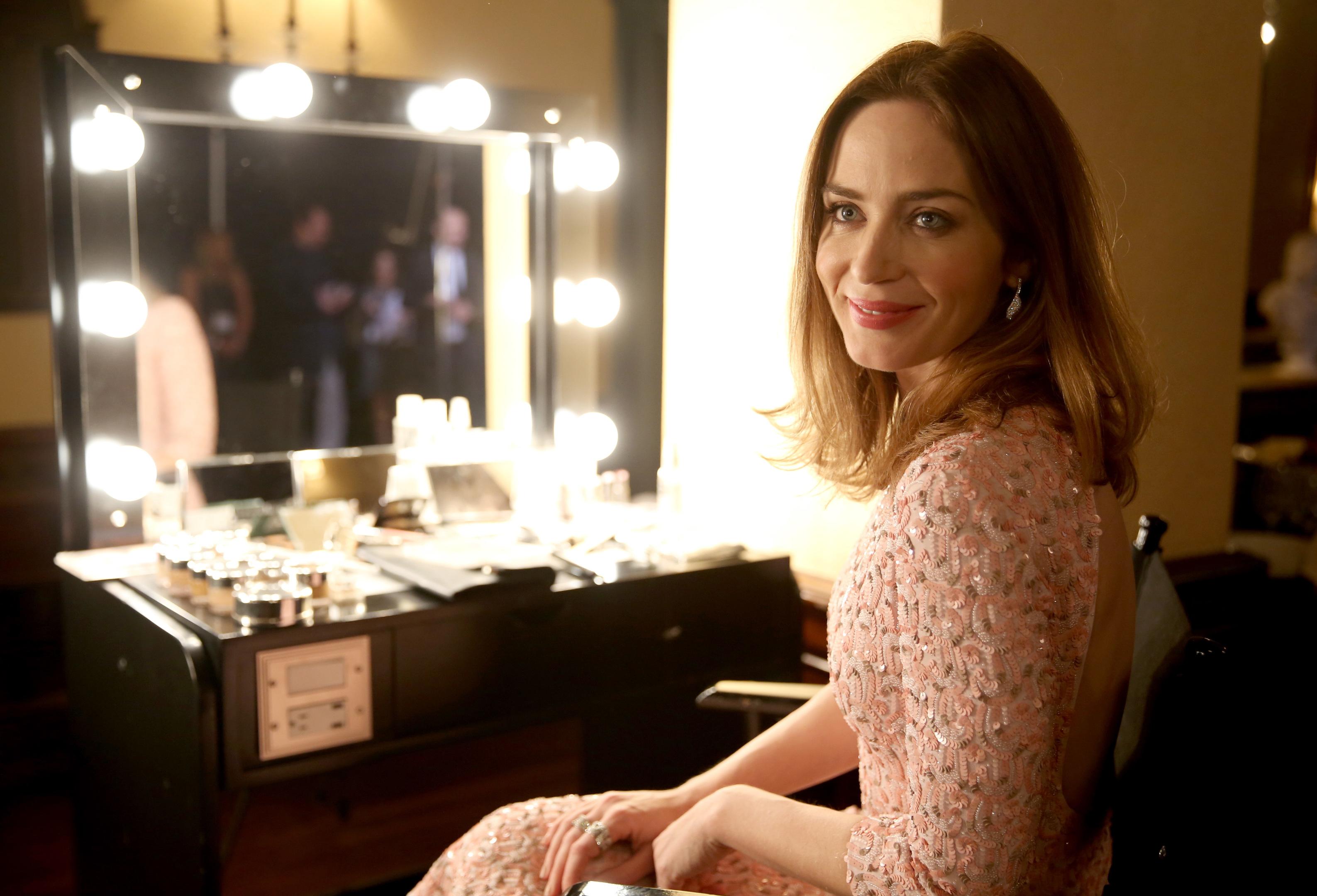 Emily Blunt (Chelsea Lauren/Getty Images for LA Confidential)