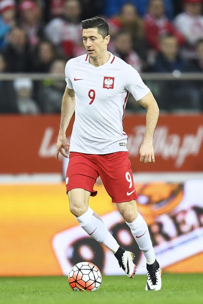 Robert Lewandowski (Adam Nurkiewicz/Getty Images)