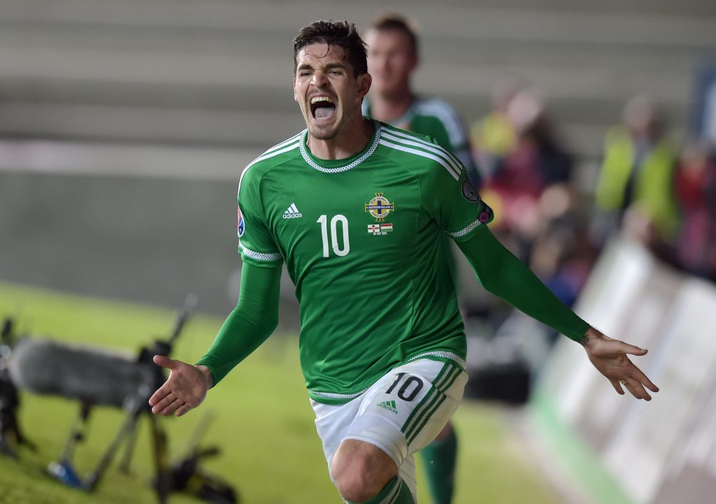 Kyle Lafferty (Charles McQuillan/Getty Images)