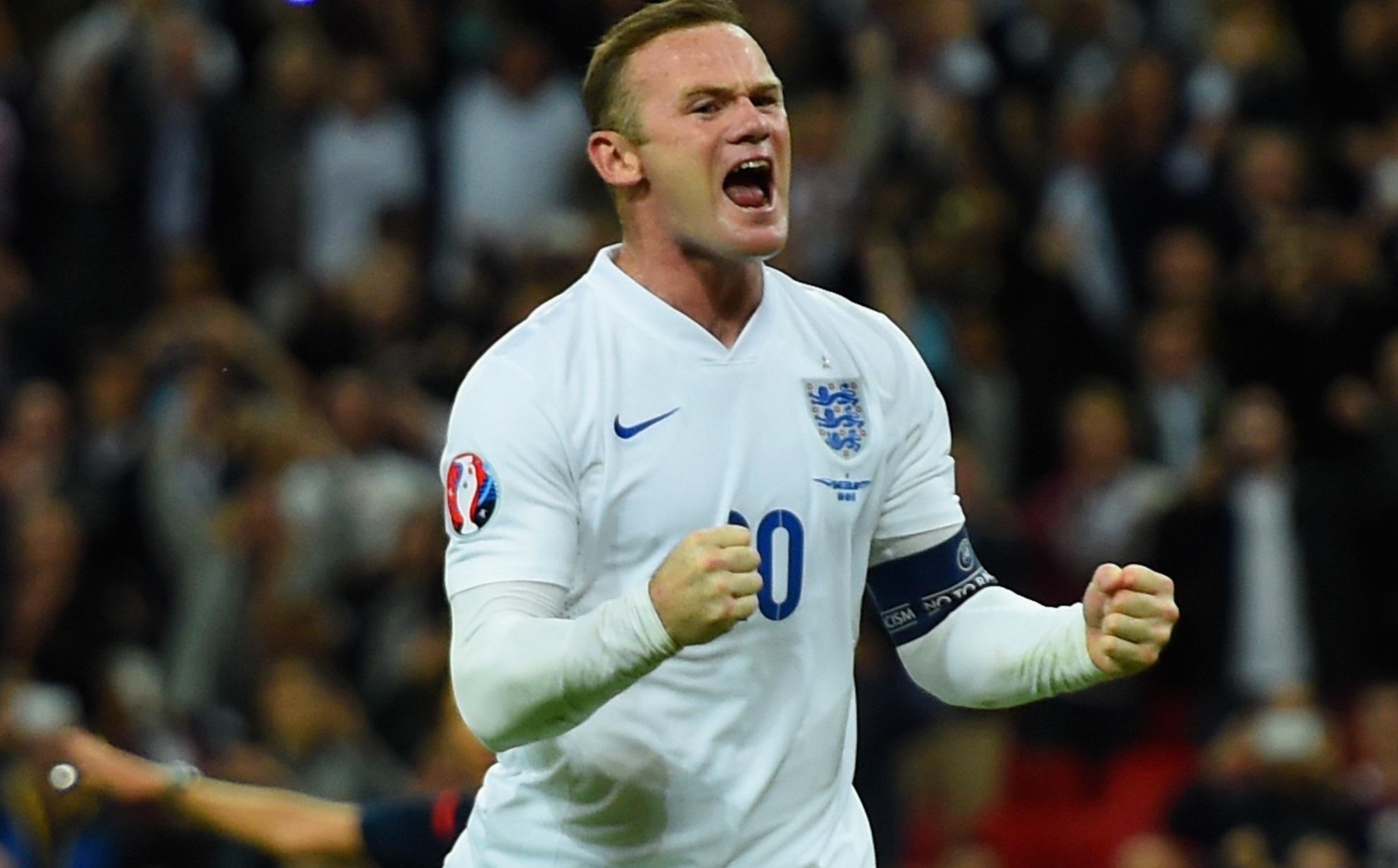 Wayne Rooney (Shaun Botterill/Getty Images)