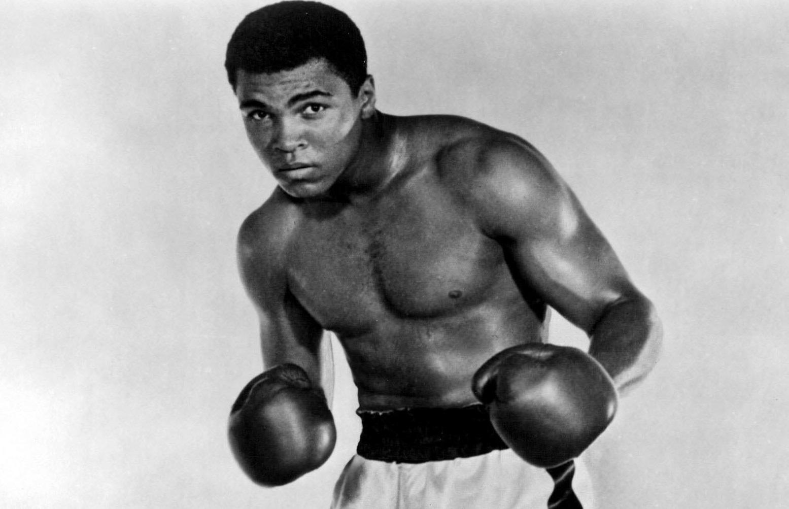Muhammad Ali (Everett/REX/Shutterstock)