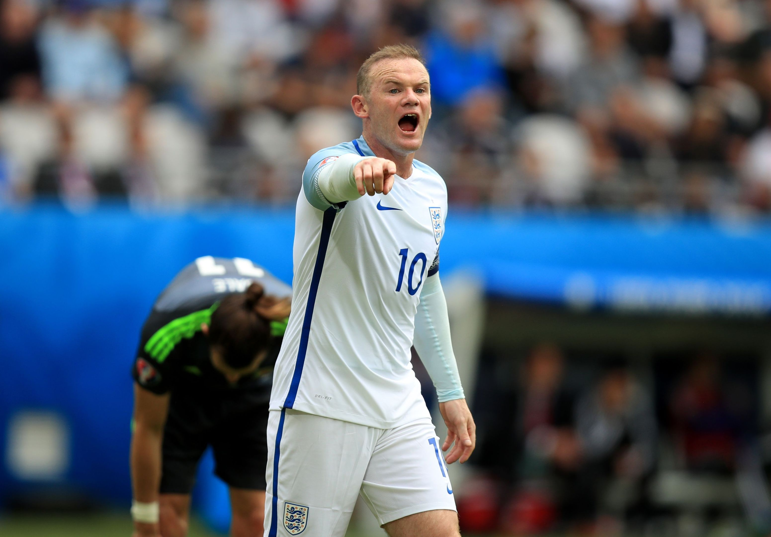 England's Wayne Rooney (Mike Egerton/PA Wire)