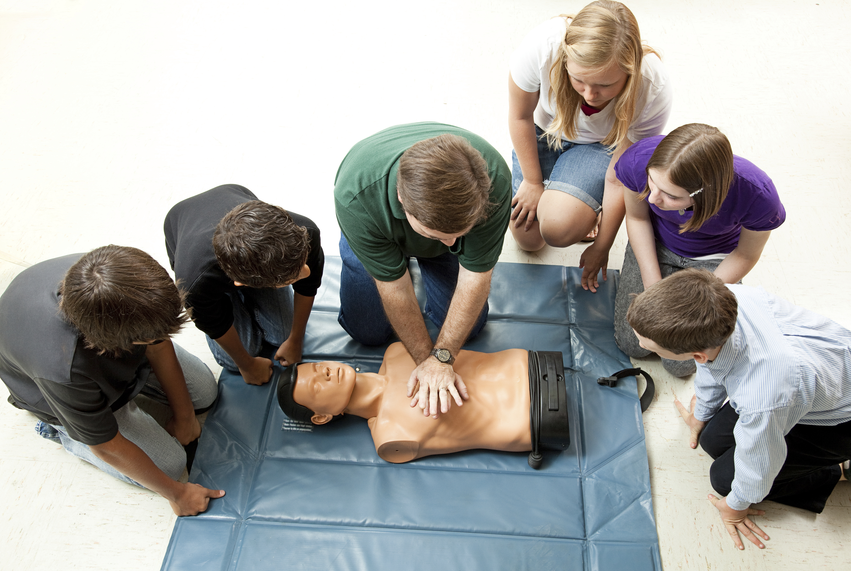 CPR is a vital skill (Getty Images)