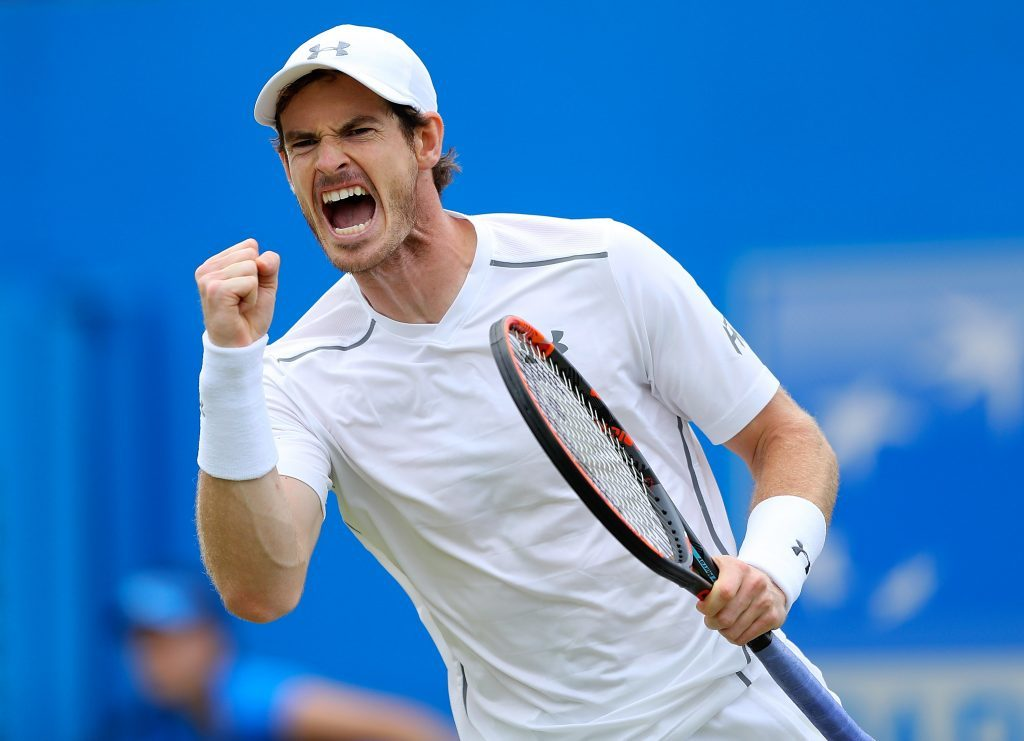 Andy Murray (Richard Heathcote/Getty Images)