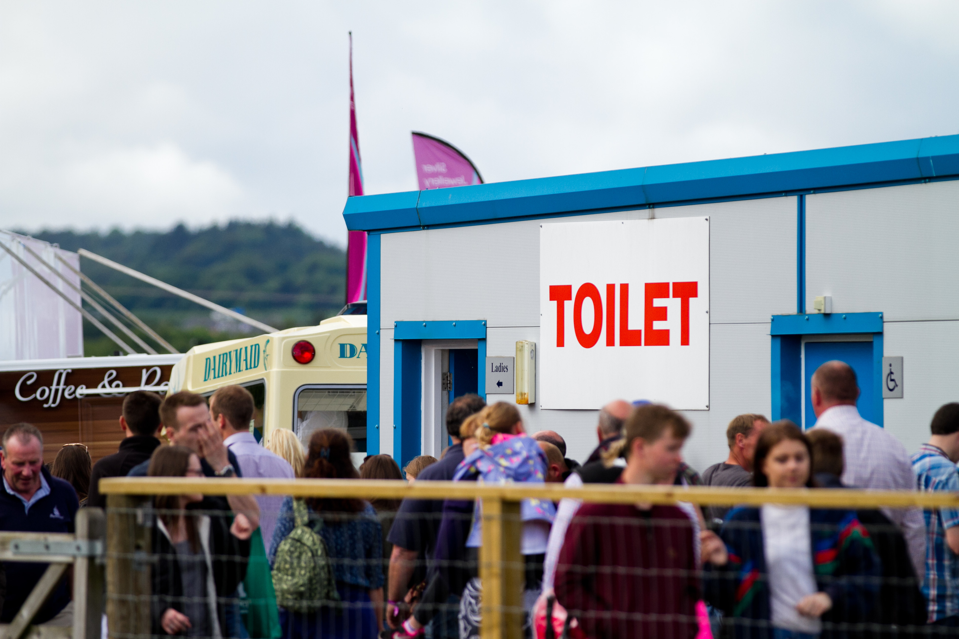 Royal Highland Show, at Ingliston (Andrew Cawley / DC Thomson)