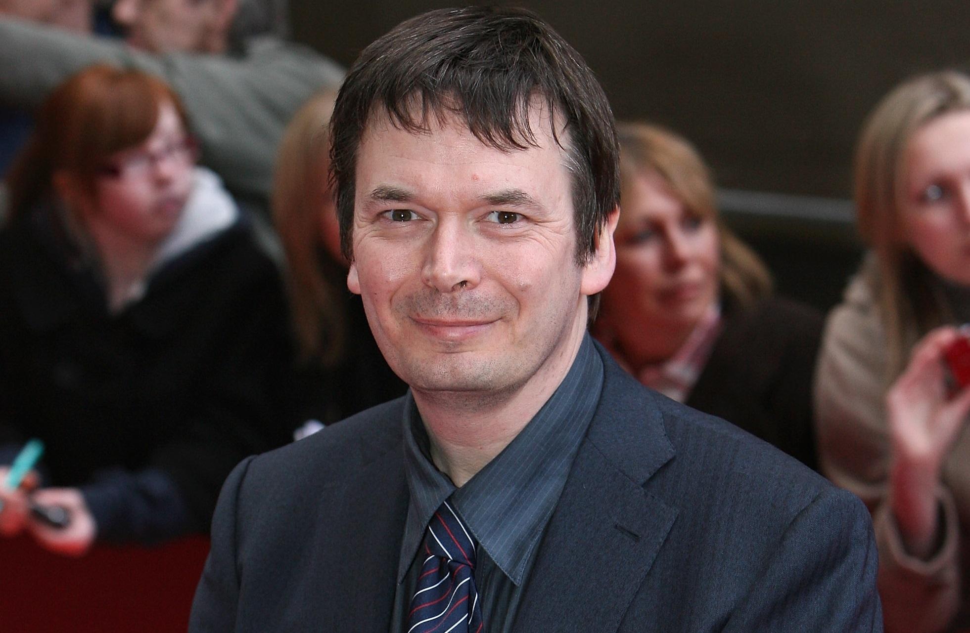 Author Ian Rankin (Dan Kitwood/Getty Images)