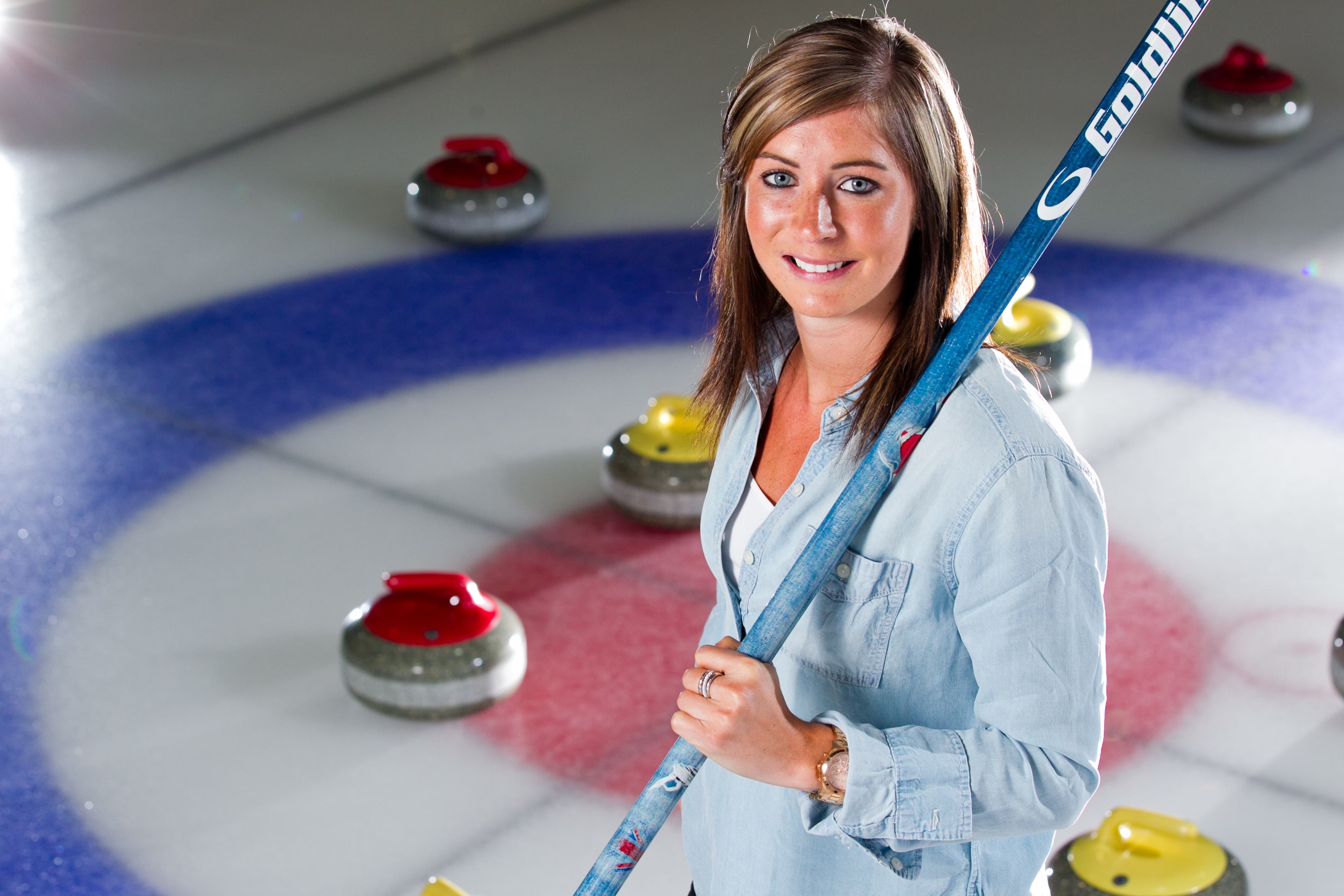 Eve Muirhead (Andrew Cawley/ Sunday Post)