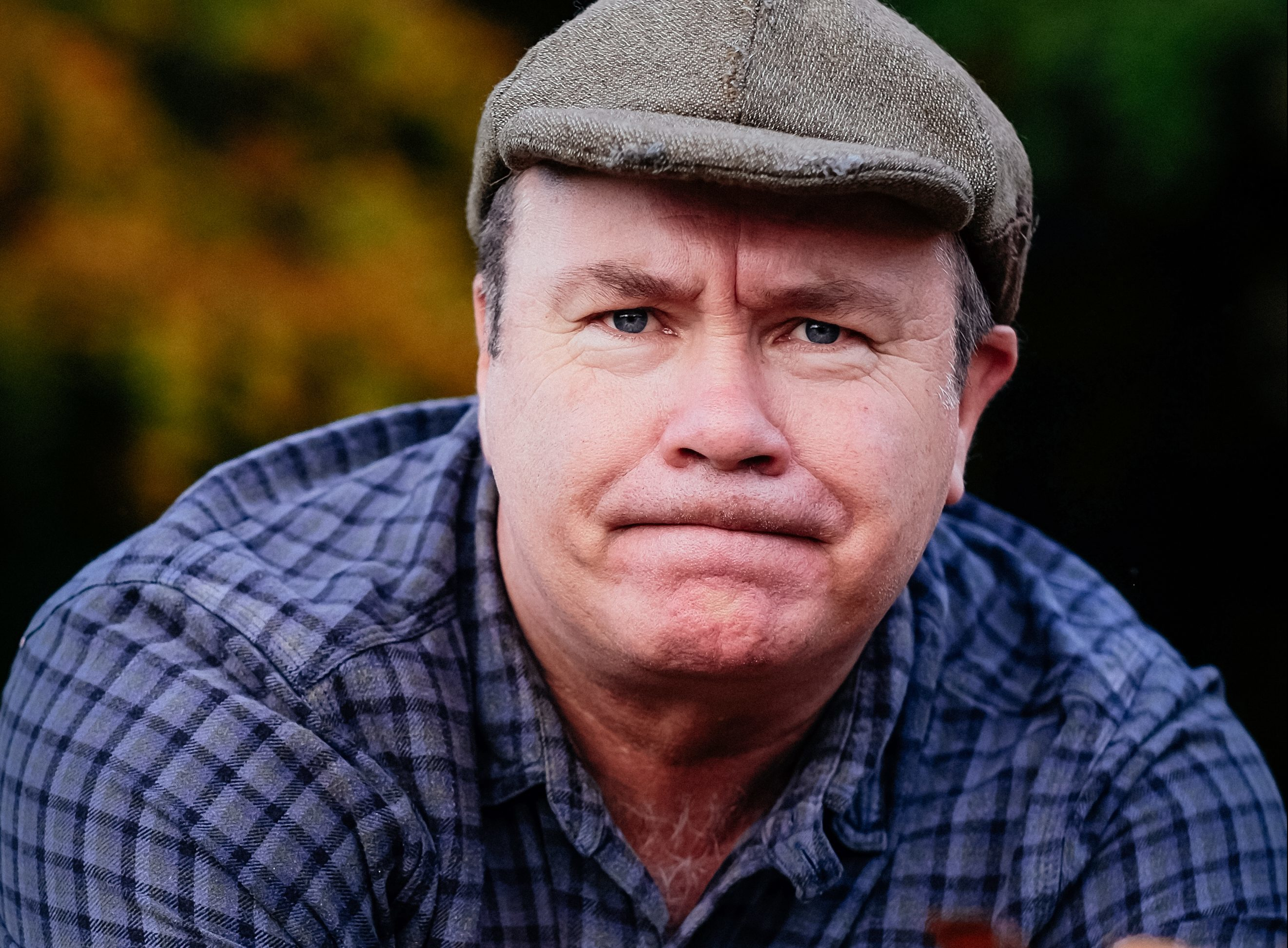 David Lonsdale as David Stockwell (Andrew Billington Photography)